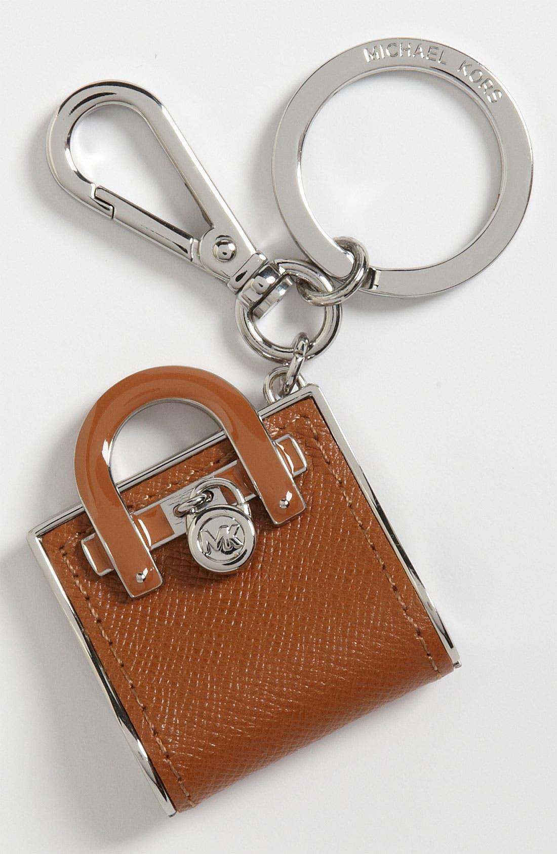 Alternate Image 1 Selected - MICHAEL Michael Kors 'Hamilton Tote' Key Ring