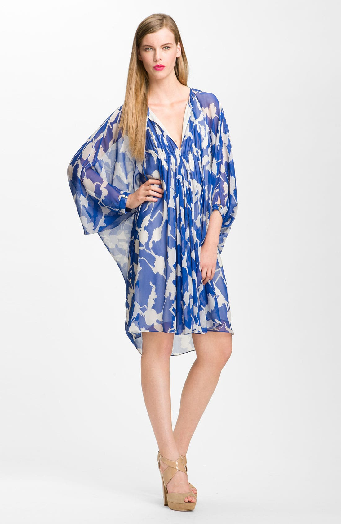 Alternate Image 1 Selected - Diane von Furstenberg 'New Fleurette' Dress