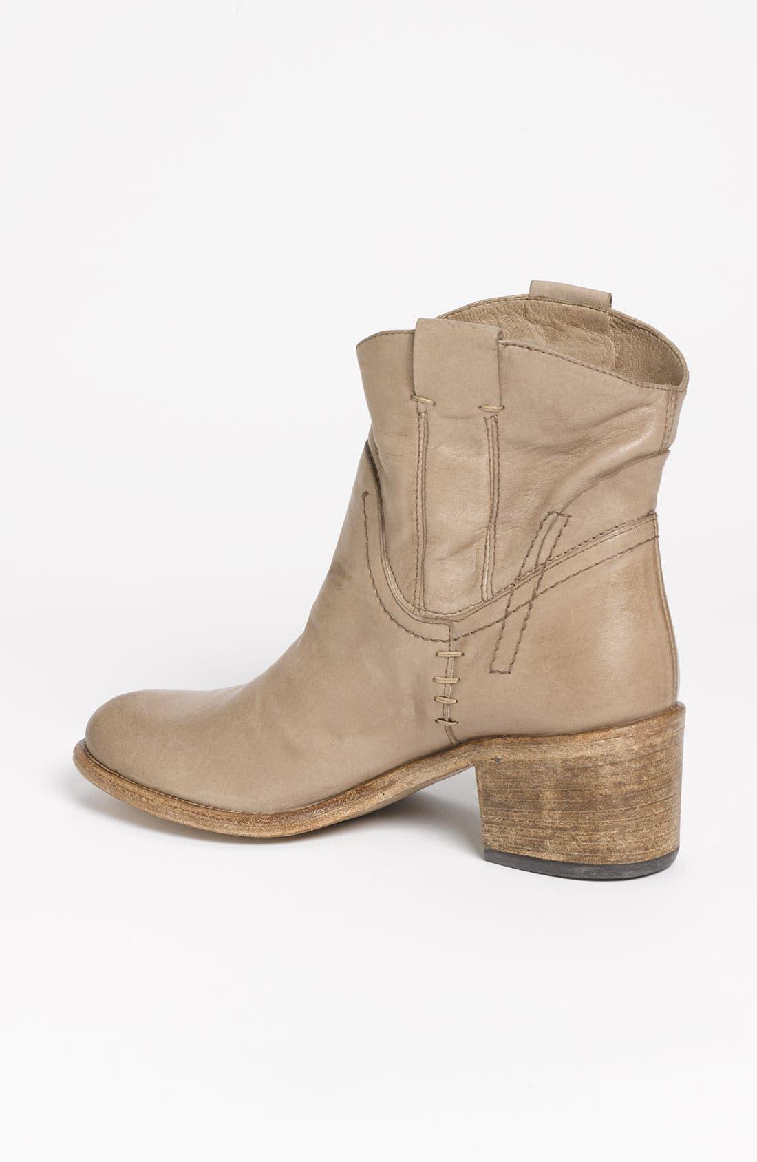 Alternate Image 2  - Alberto Fermani Western Ankle Boot