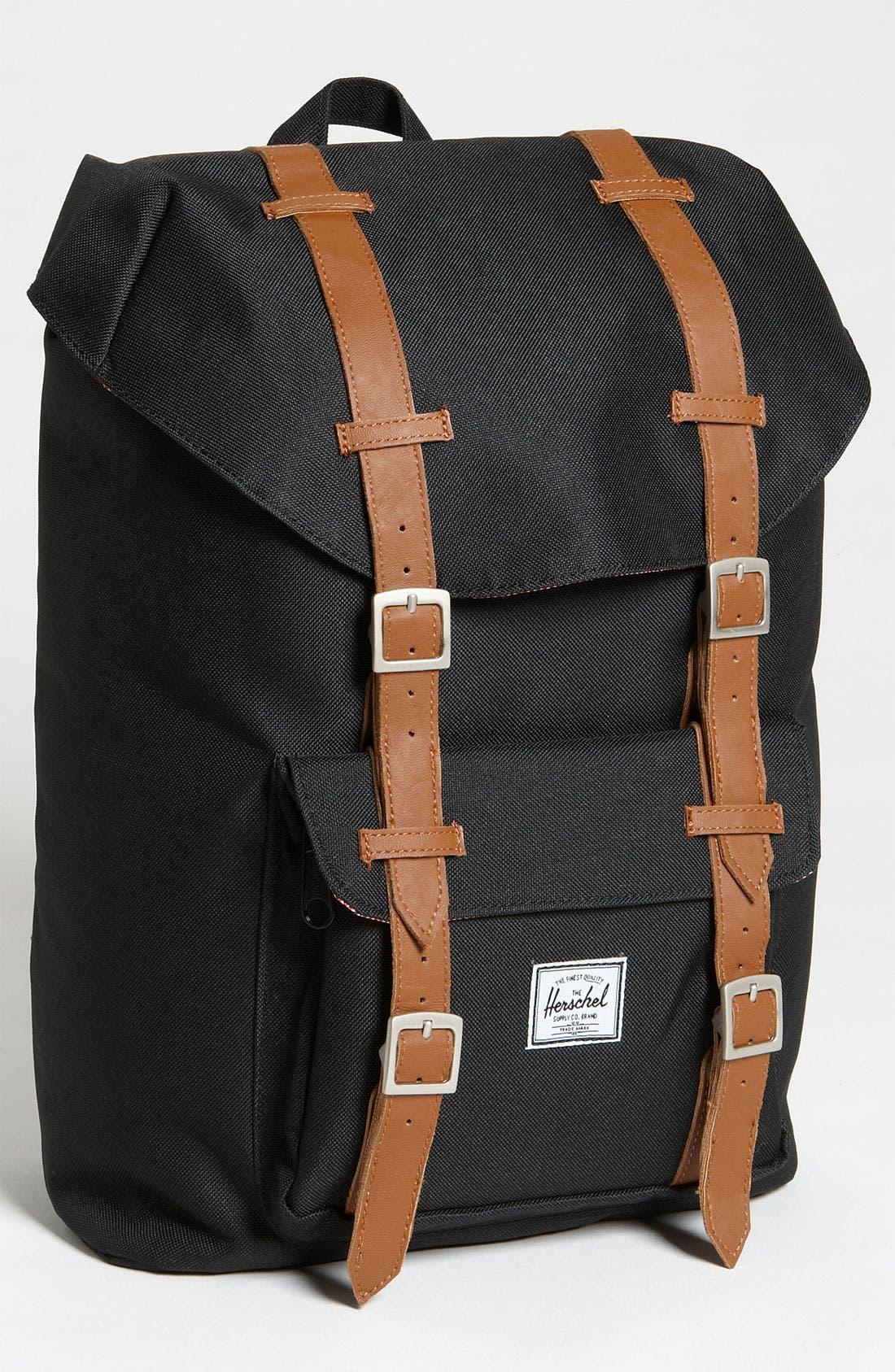 Alternate Image 1 Selected - Herschel Supply Co. Little America - Mid Volume Backpack