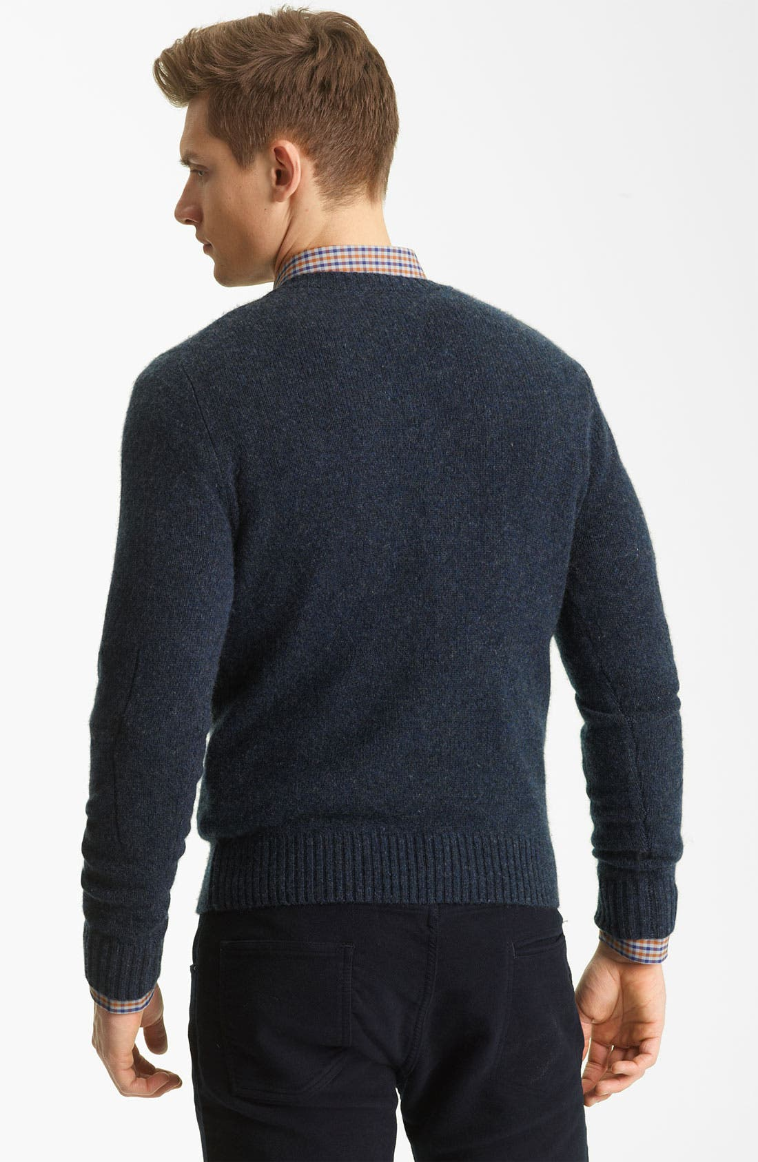 Alternate Image 2  - Billy Reid 'Landry' Cashmere V-Neck Sweater