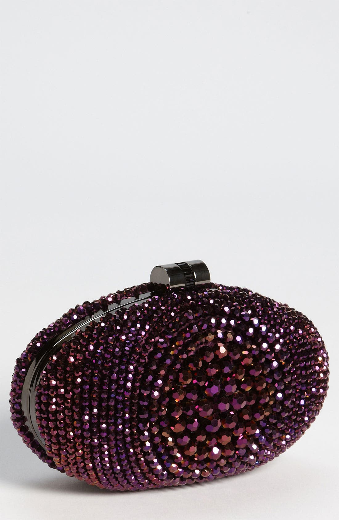 Main Image - Sondra Roberts 'Beaded Bull's Eye' Clutch