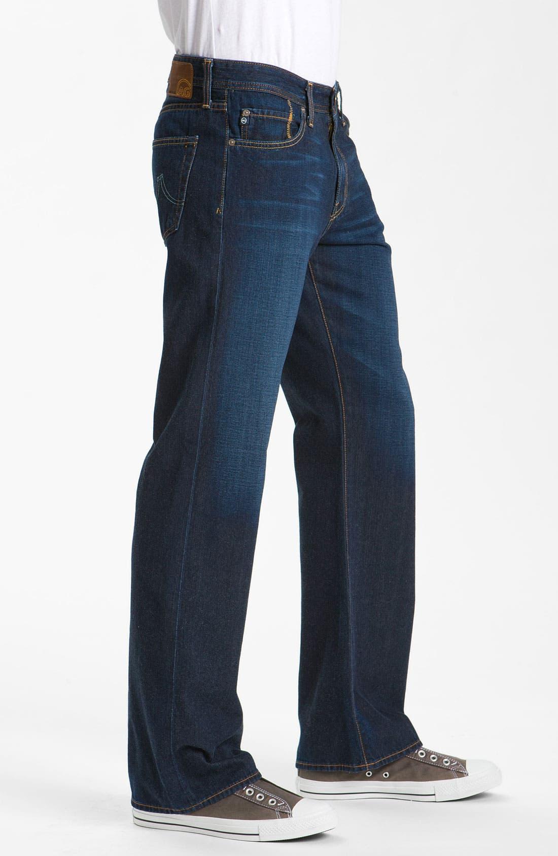 Alternate Image 3  - AG Jeans 'Hero' Relaxed Leg Jeans (Barrow)
