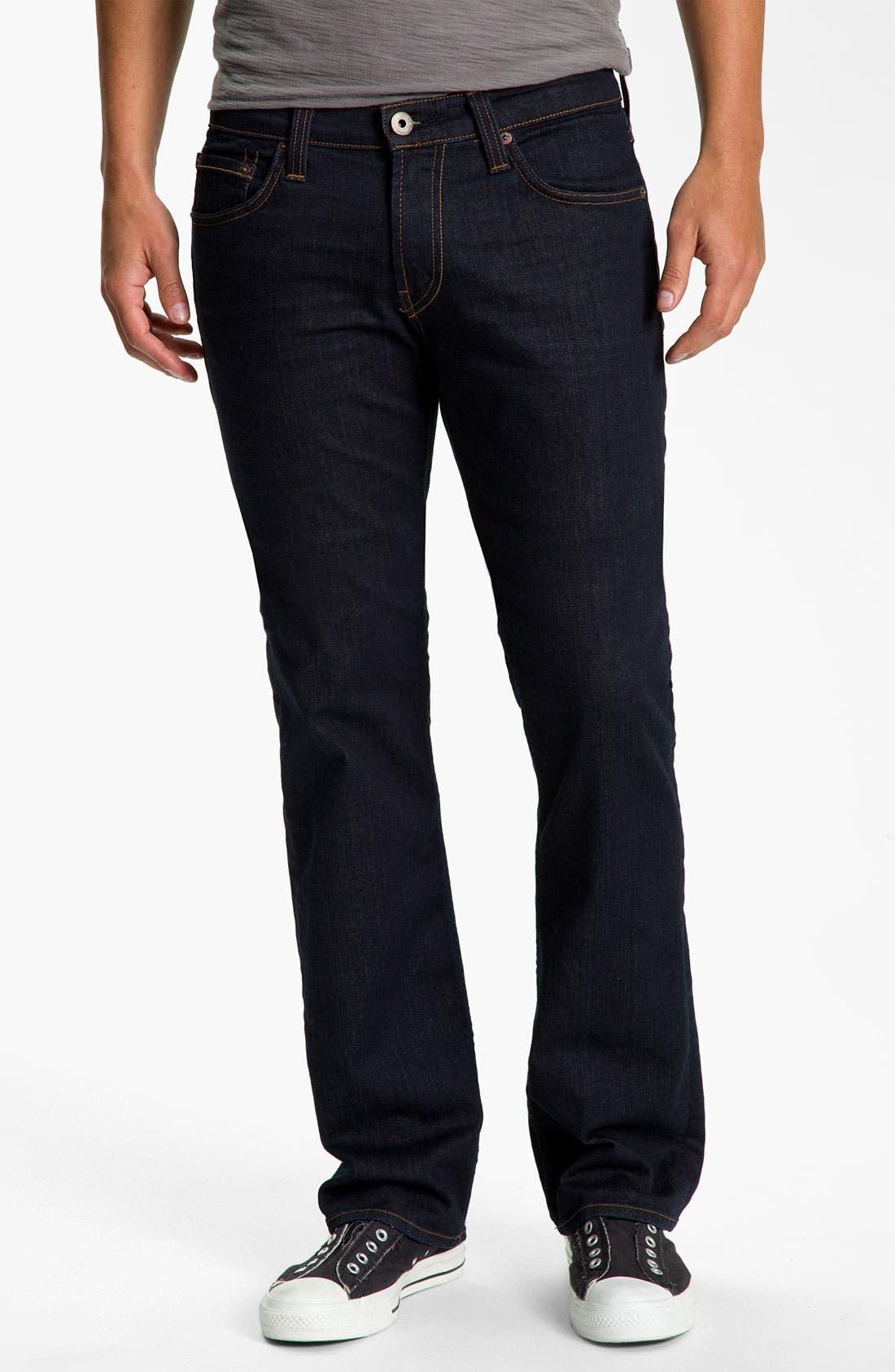 Alternate Image 2  - J Brand 'Darren' Straight Leg Jeans (Canyon)
