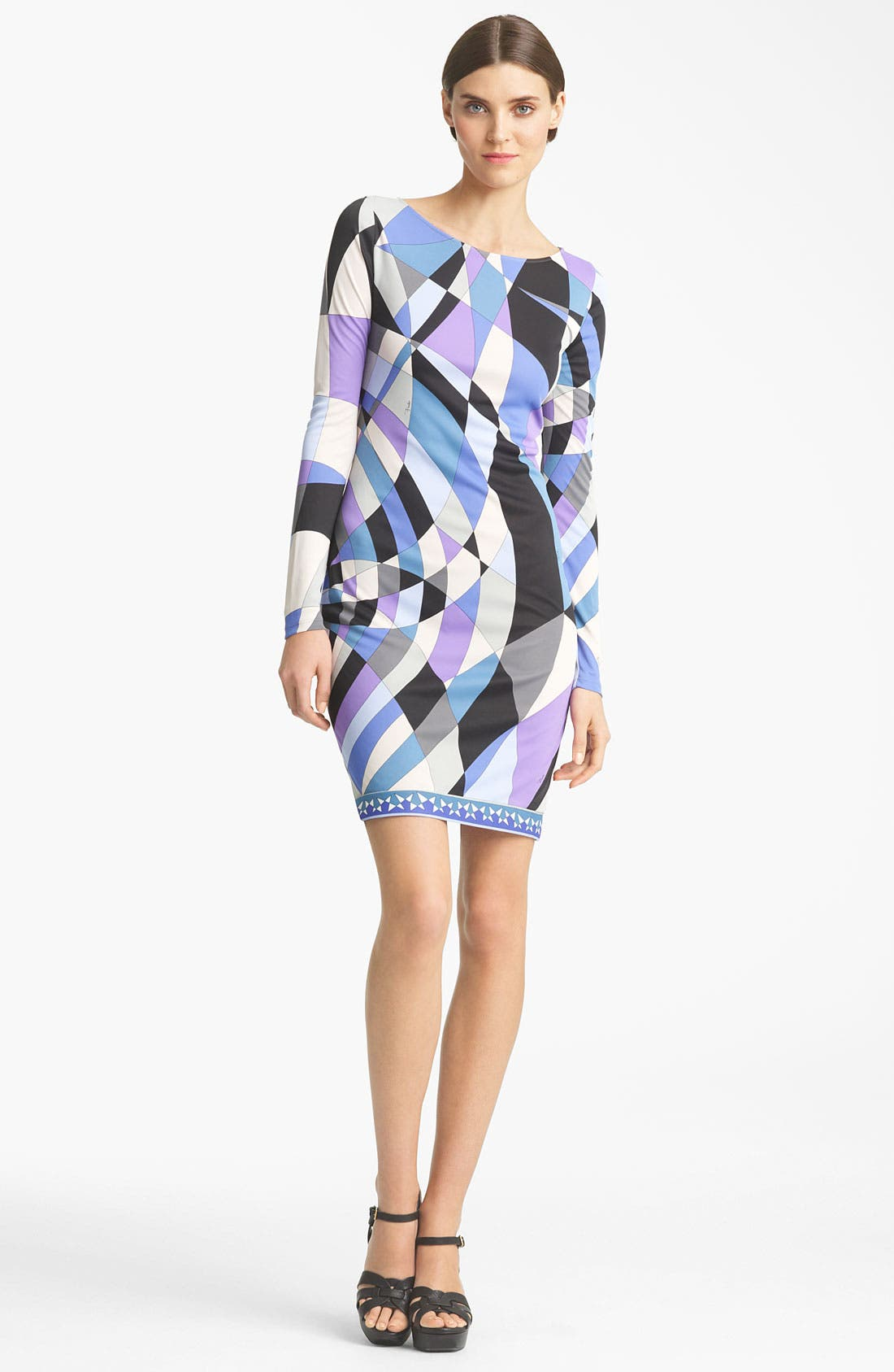 Alternate Image 1 Selected - Emilio Pucci Jersey Dress