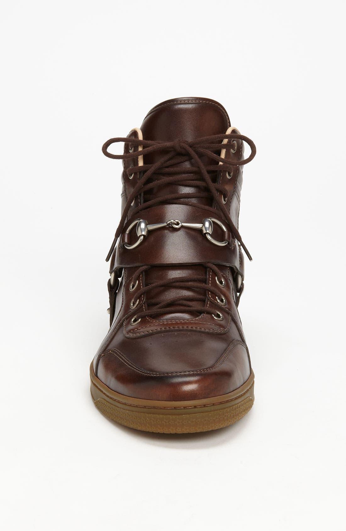 Alternate Image 3  - Gucci 'Coda - Horse Bit' Sneaker (Online Exclusive)