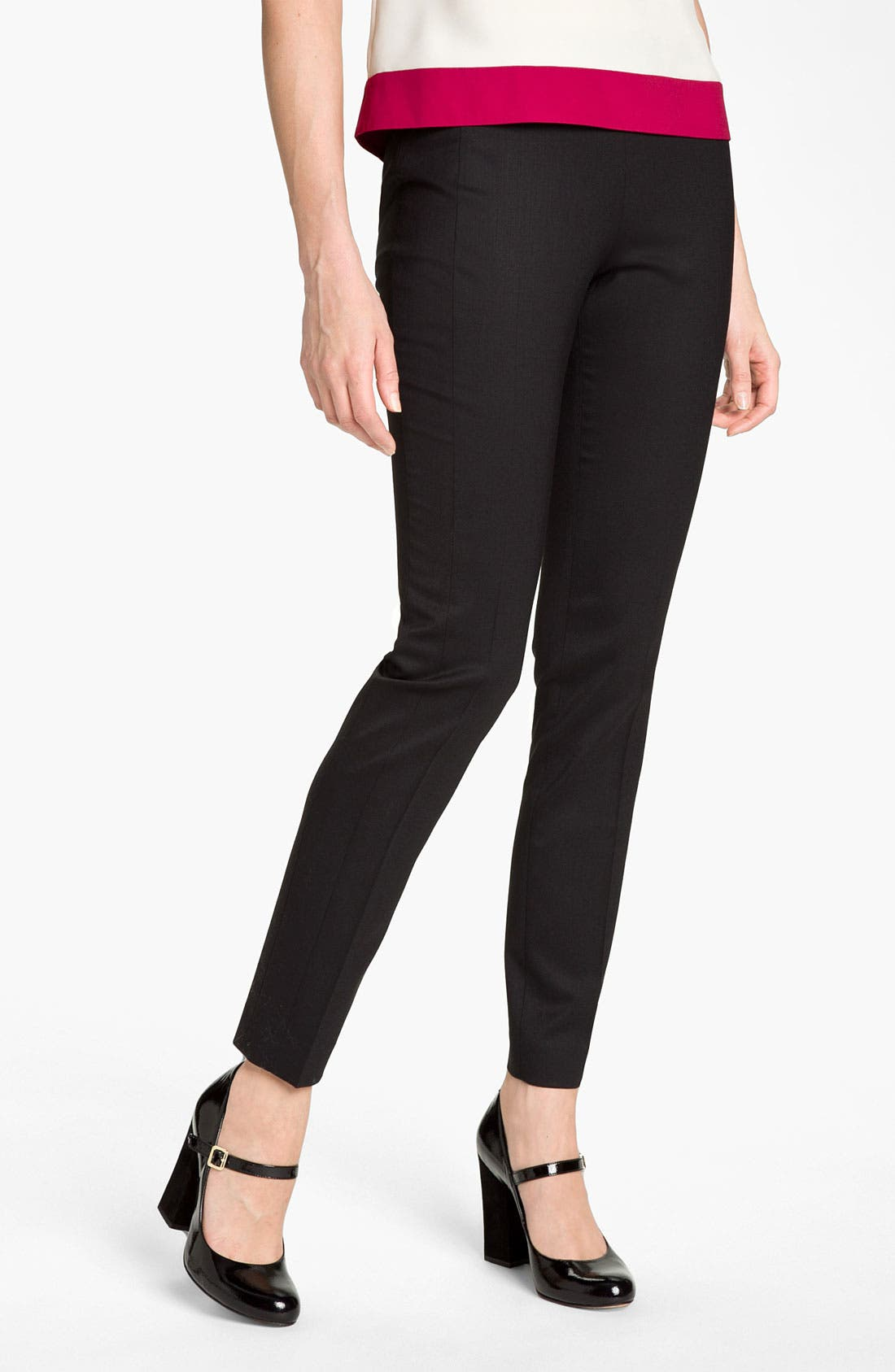Alternate Image 1 Selected - Ted Baker London Skinny Leg Pants