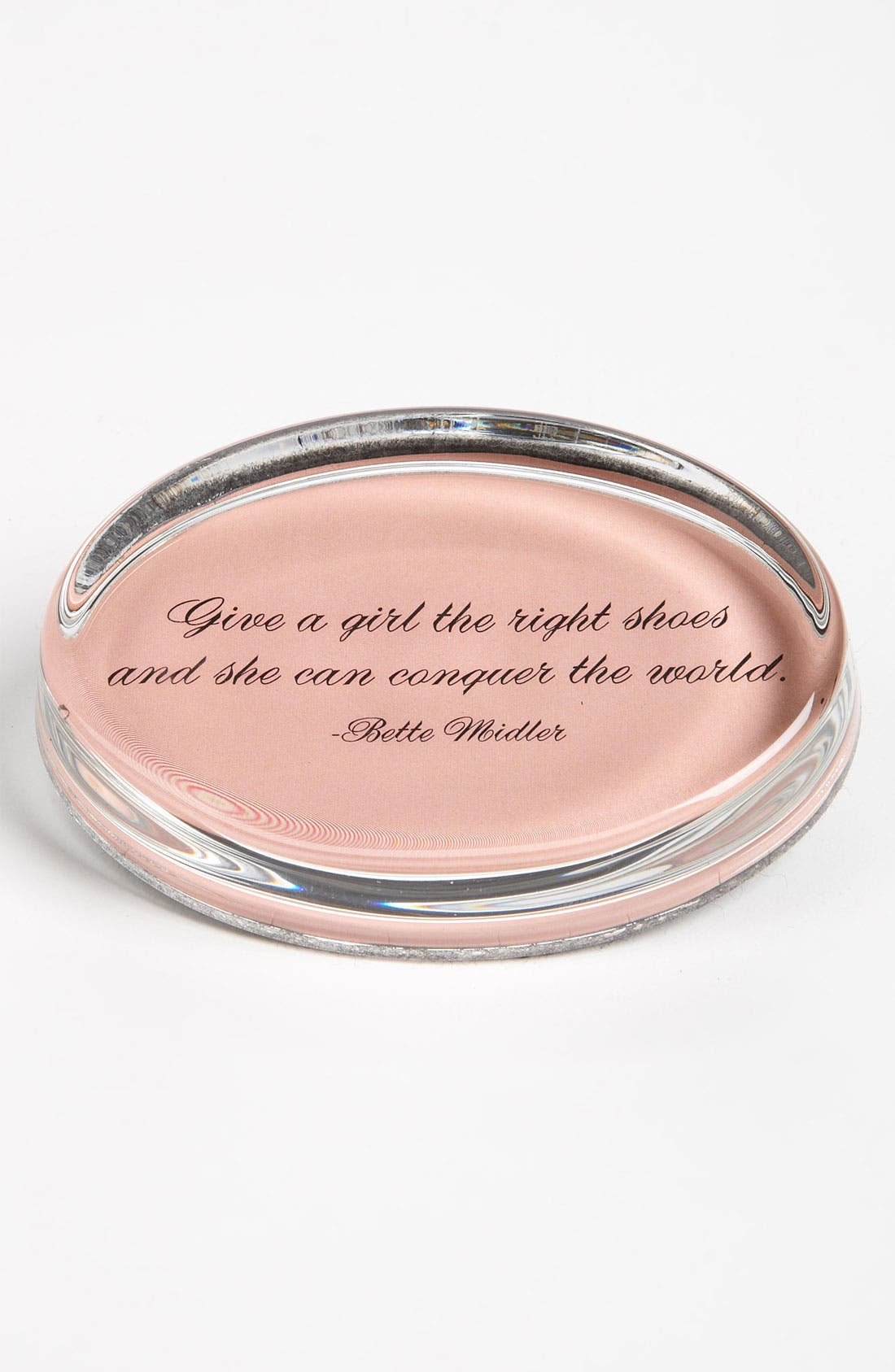 Main Image - Ben's Garden 'The Right Shoes' Paperweight