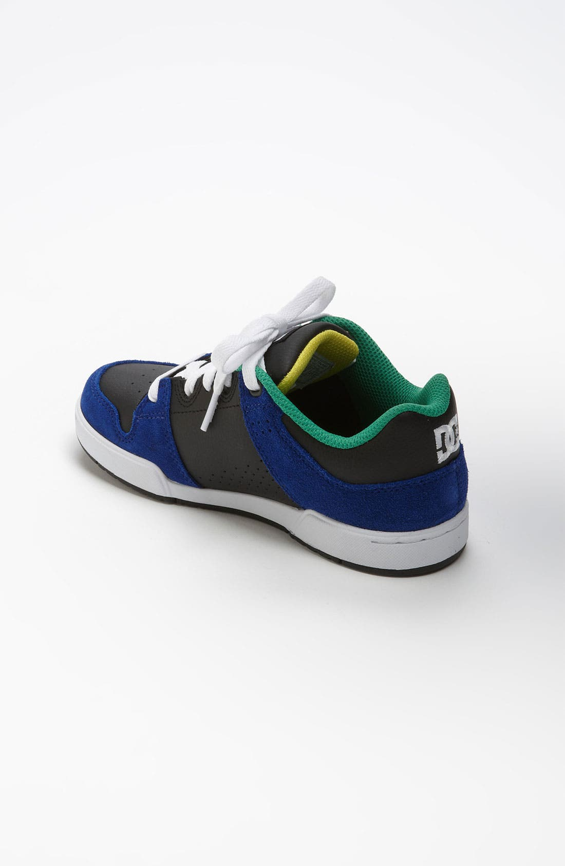 Alternate Image 2  - DC Shoes 'Turbo 2' Sneaker (Toddler, Little Kid & Big Kid)