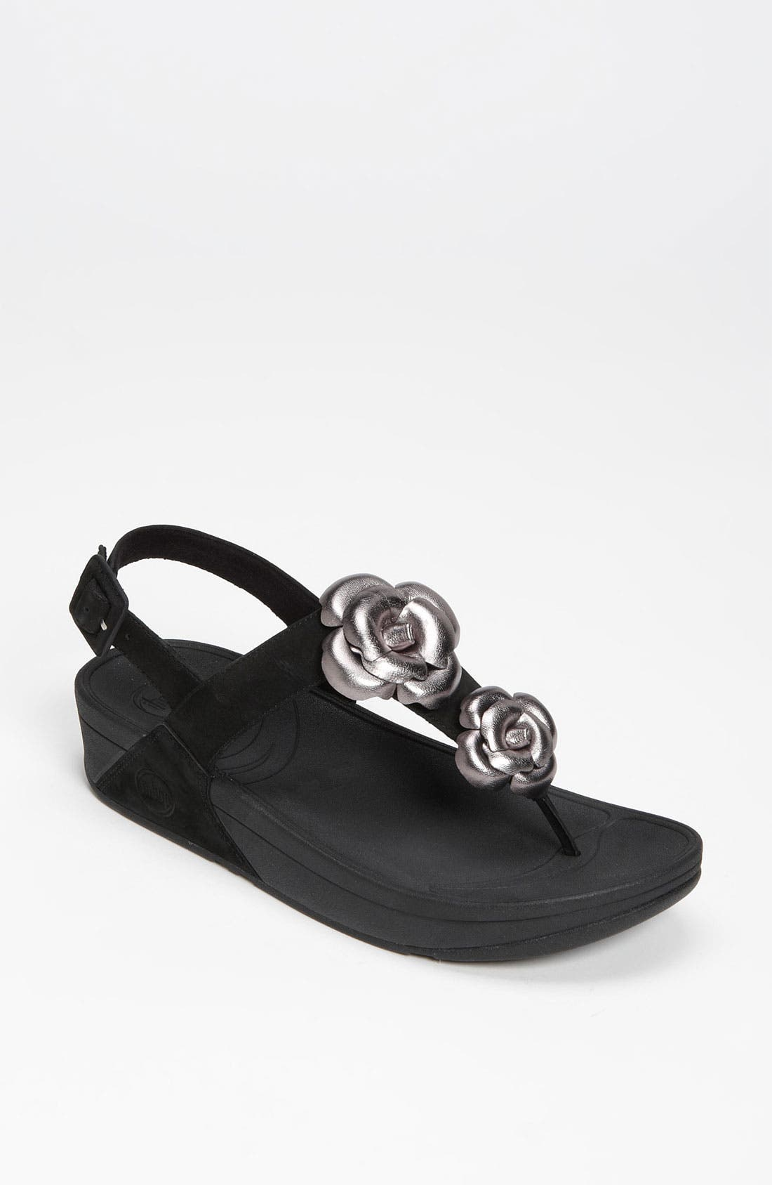 Alternate Image 1 Selected - FitFlop 'Floretta' Sandal