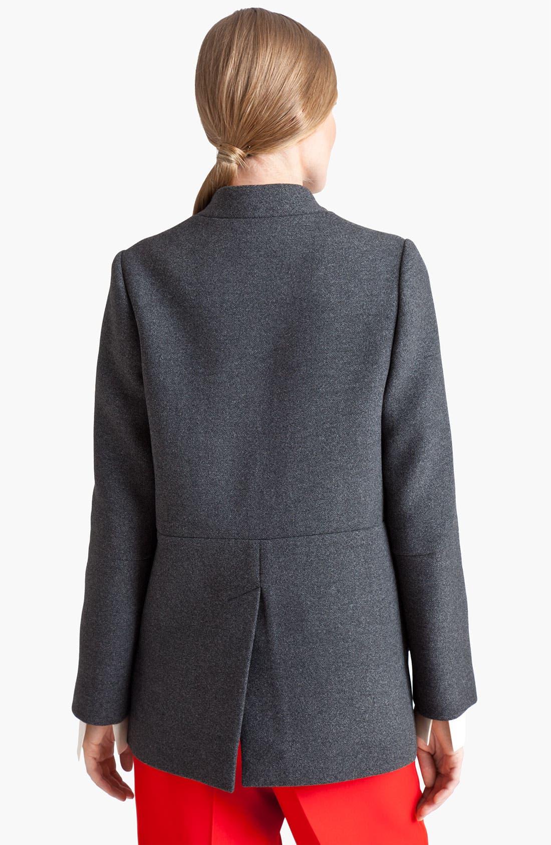 Alternate Image 2  - Marni Double Breasted Wool Coat