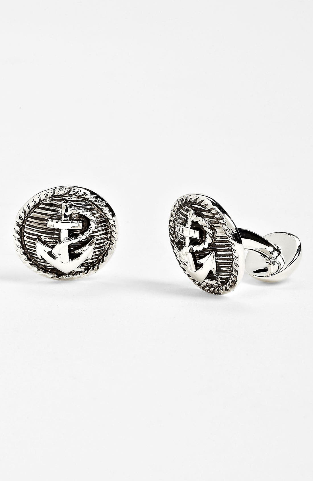 Alternate Image 1 Selected - Thomas Pink 'Anchor' Cuff Links