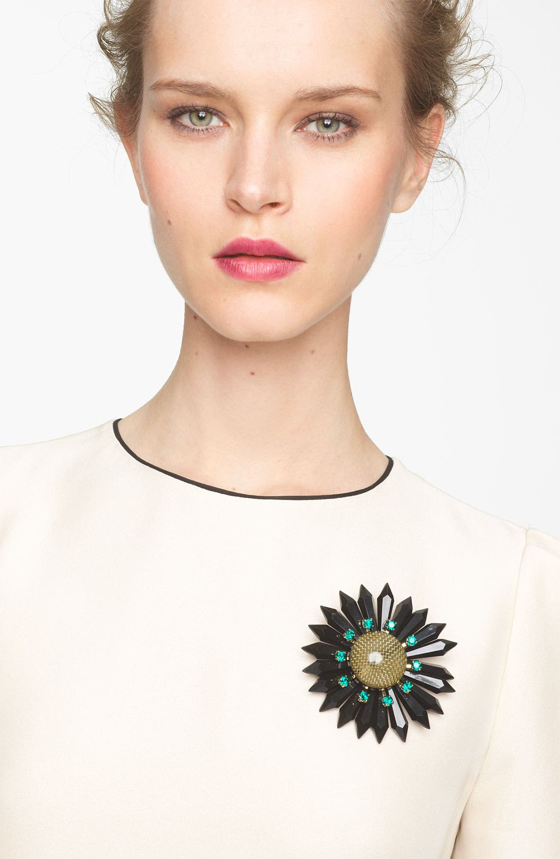Alternate Image 1 Selected - Marni Flower Brooch