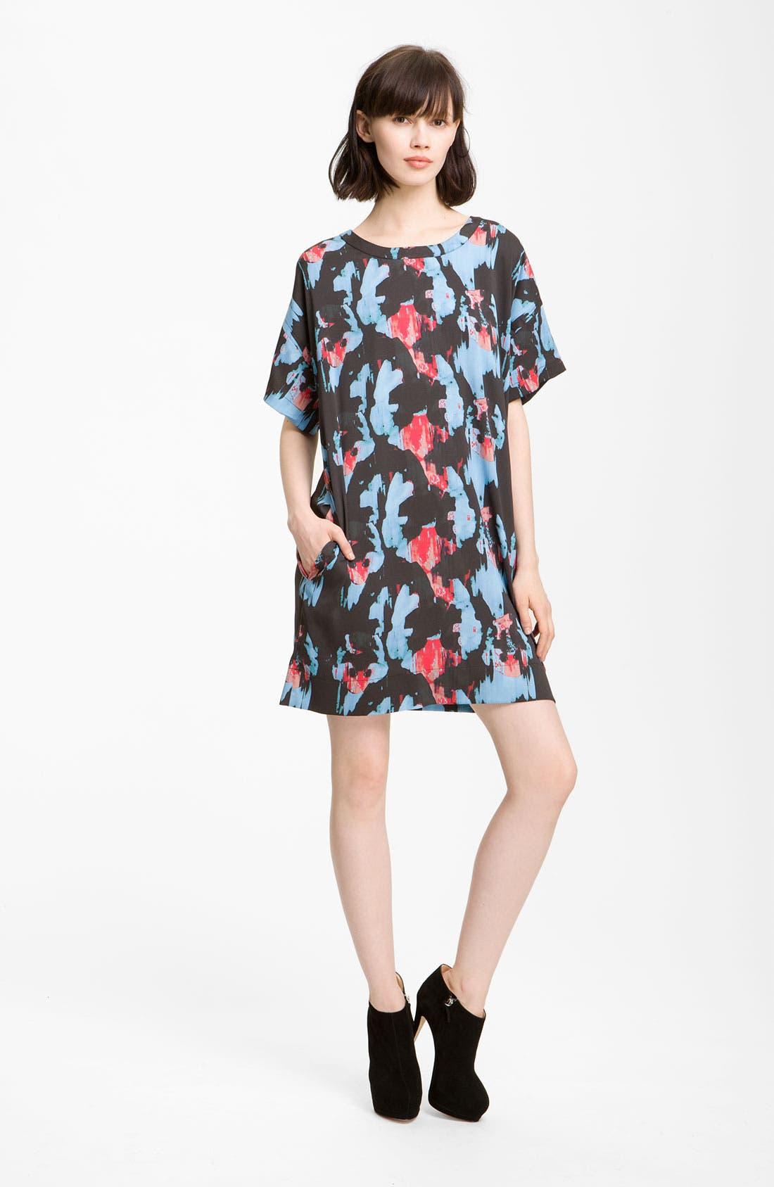 Main Image - Cut25 'Ghostface' Print Dress