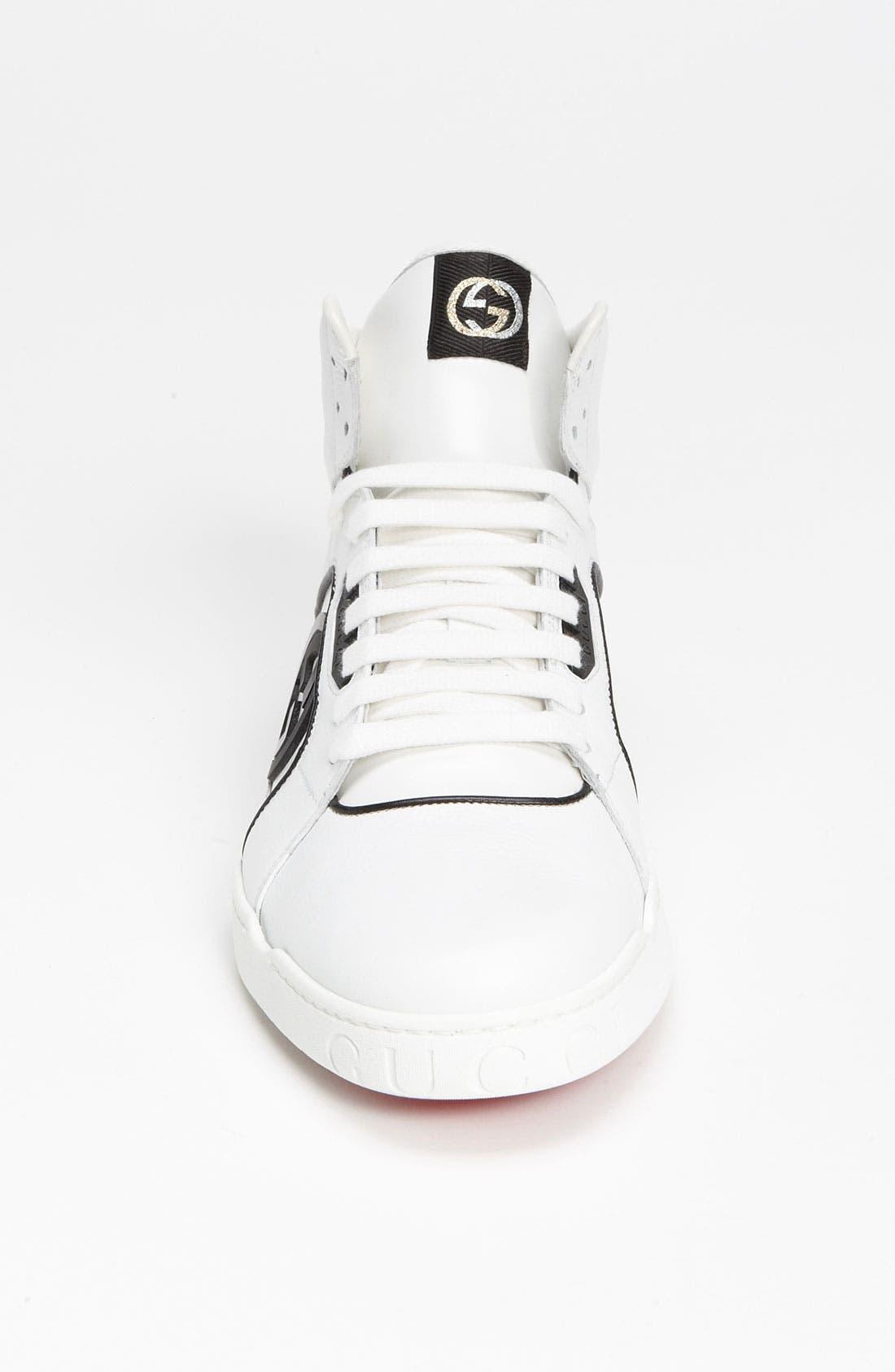 Alternate Image 3  - Gucci 'Rebound' Mid High Top Sneaker