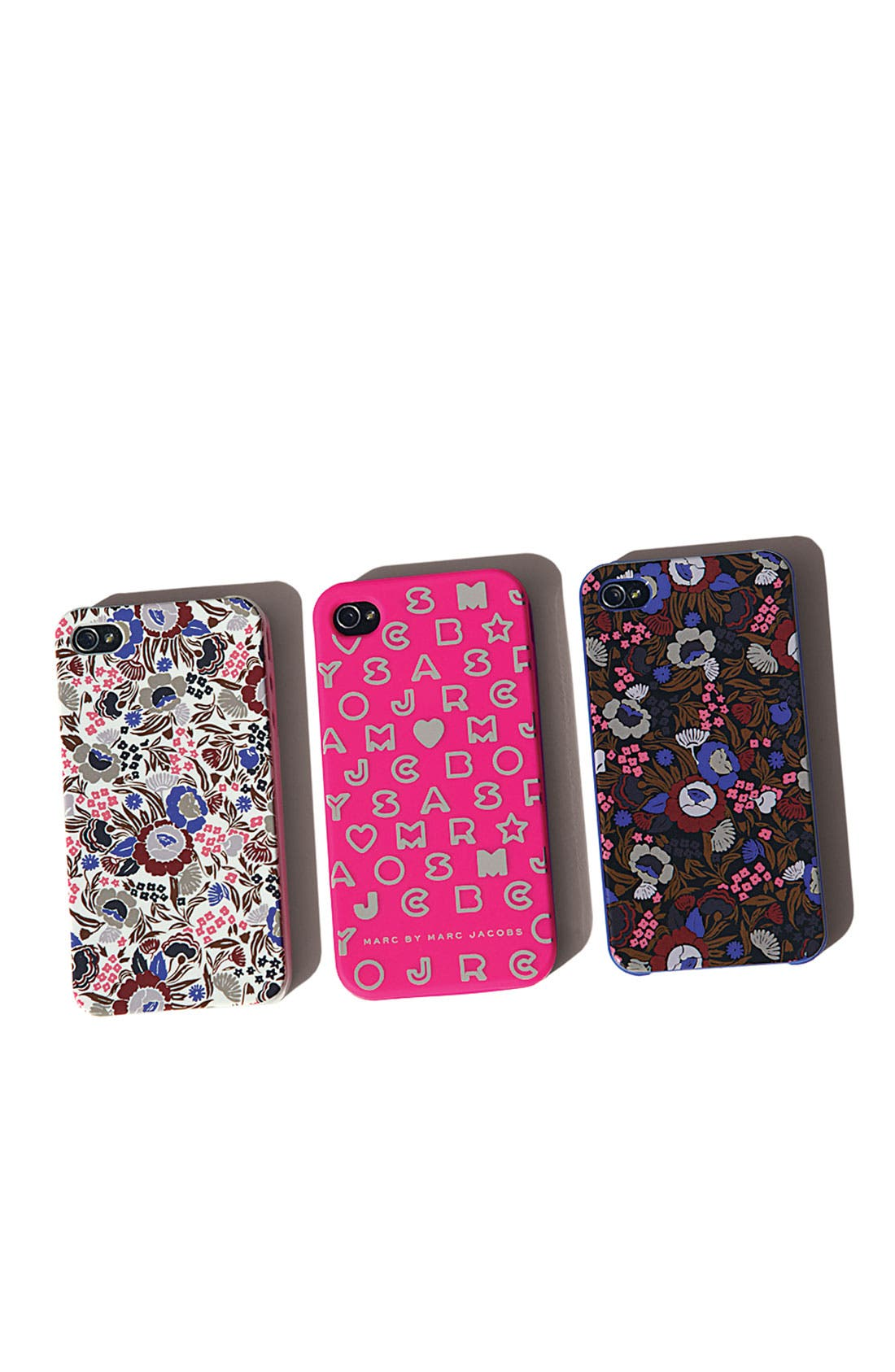 Alternate Image 2  - MARC BY MARC JACOBS Floral iPhone 4 & 4S Case