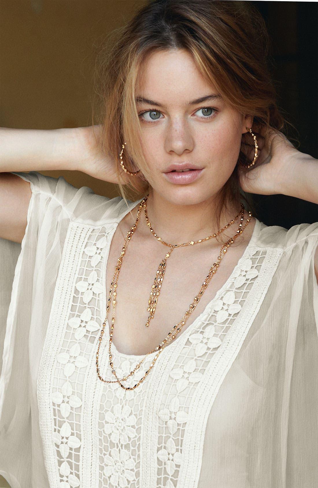Alternate Image 2  - Nordstrom 'Cleopatra' Y-Necklace