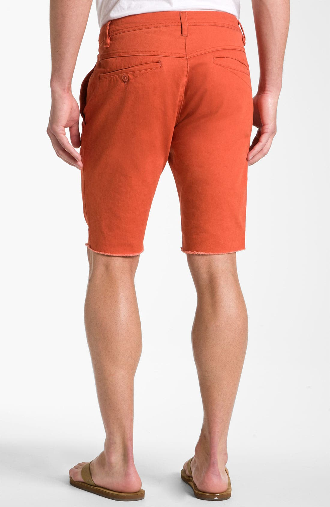 Alternate Image 2  - Volcom Cutoff Chino Shorts