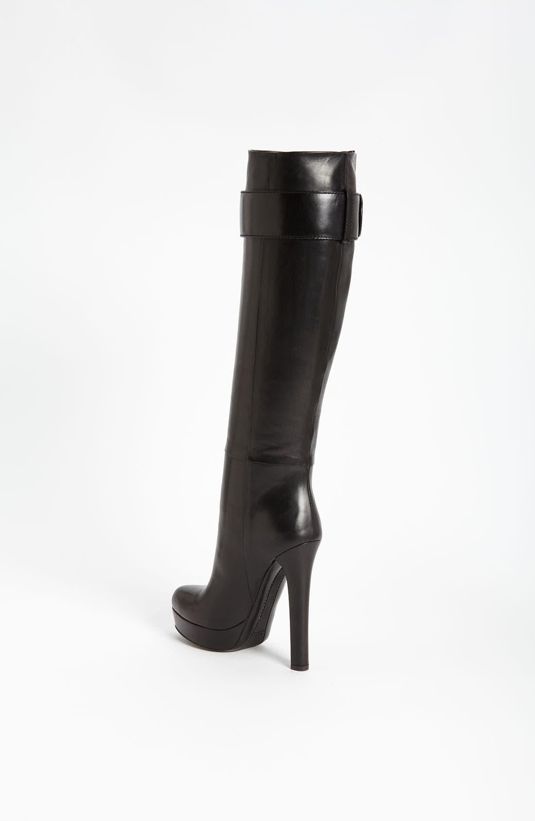 Alternate Image 2  - Gucci 'Josephine' Tall Boot