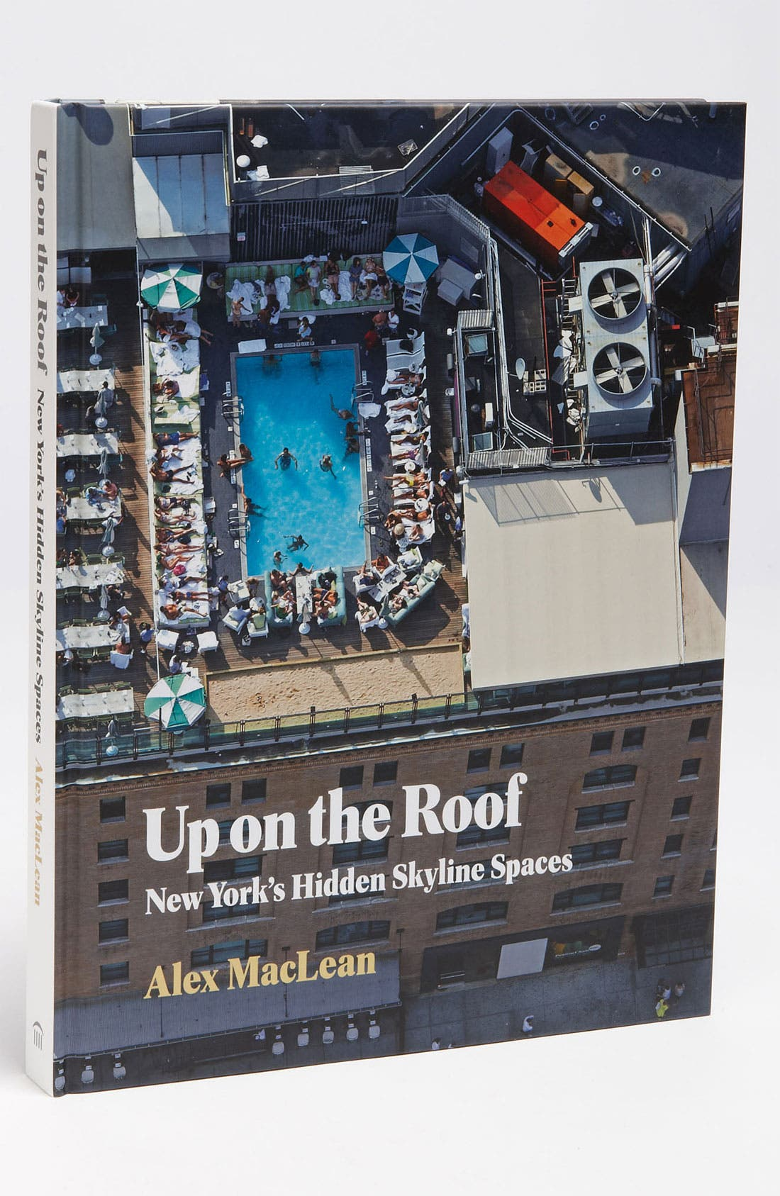 Alternate Image 1 Selected - 'Up on the Roof' Book