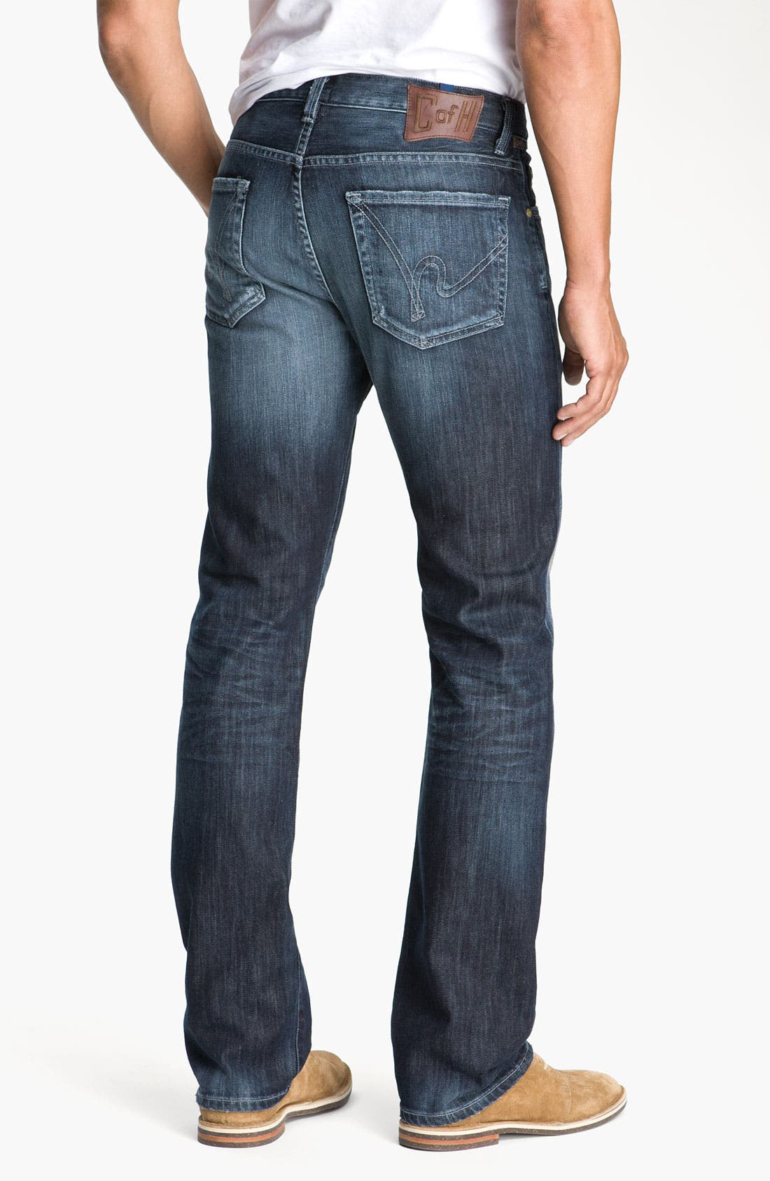Alternate Image 1  - Citizens of Humanity 'Sid' Straight Leg Jeans (Standard)