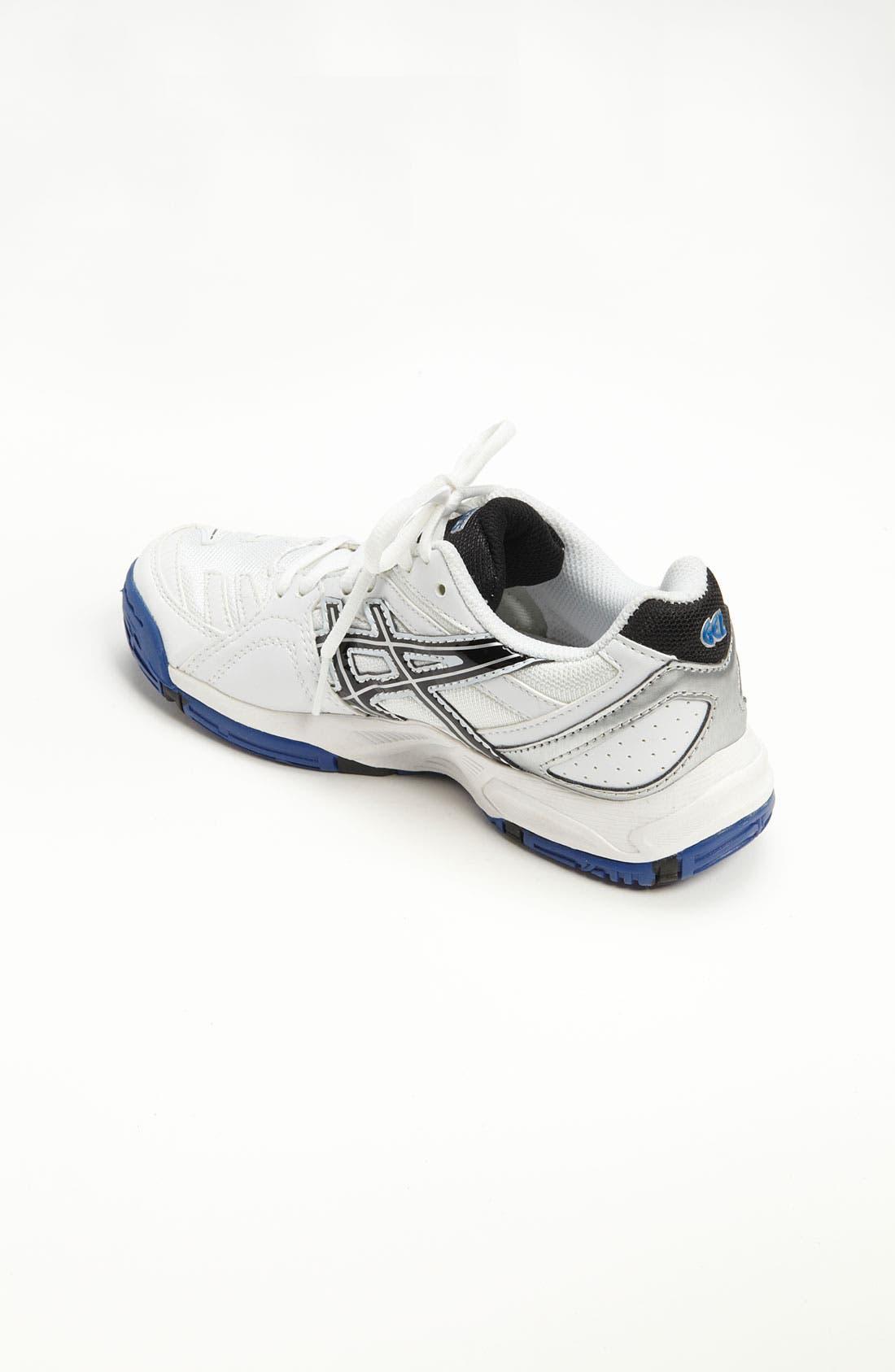 Alternate Image 2  - ASICS® 'GEL-Resolution' Tennis Shoe (Little Kid & Big Kid)