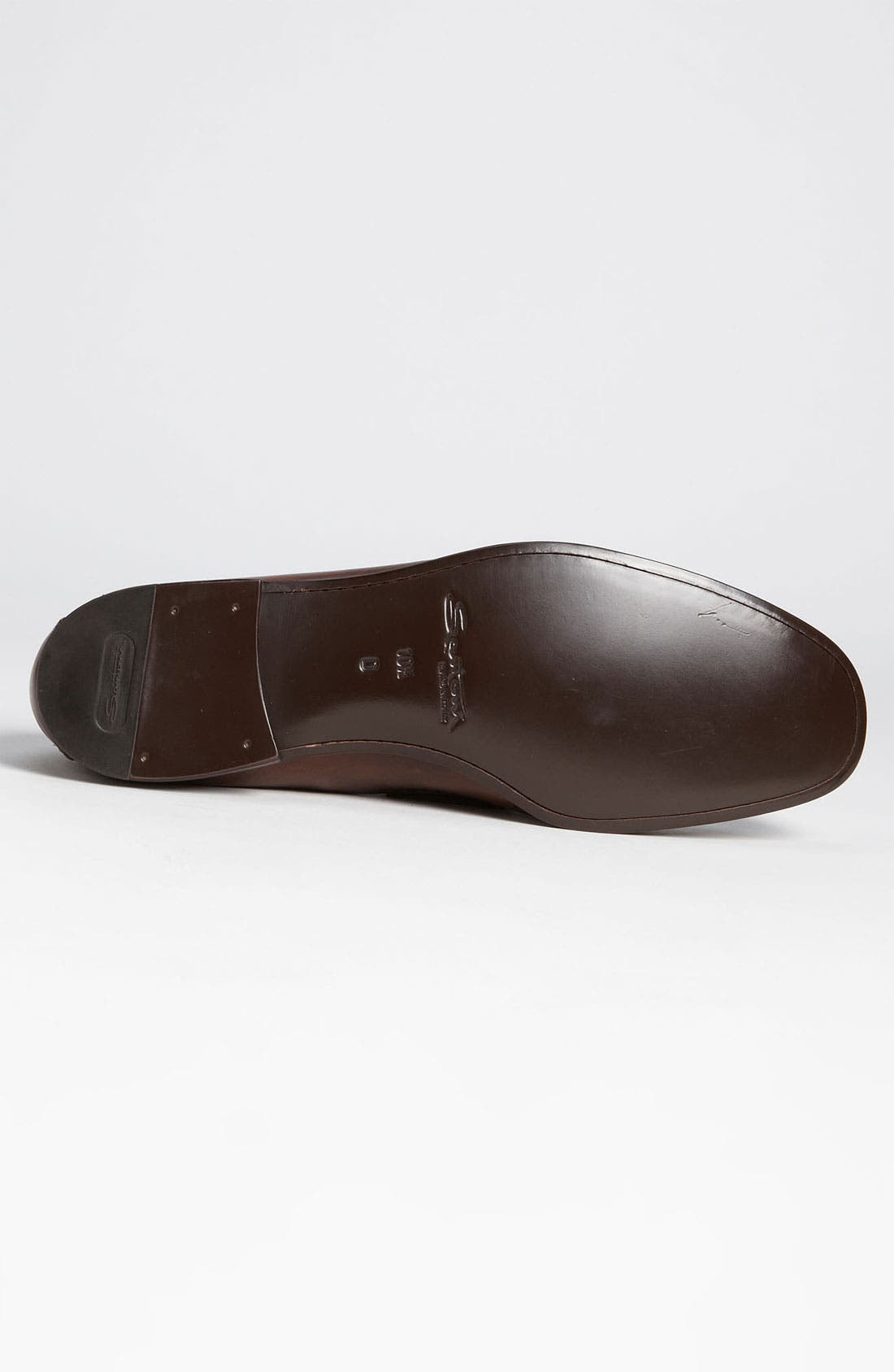 Alternate Image 4  - Santoni 'Reed' Penny Loafer