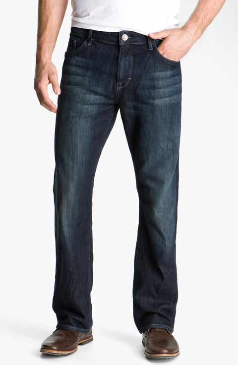 Mavi Jeans 'Matt' Relaxed Fit Jeans (Deep Stanford Comfort) (Regular   Tall) (Online Only)