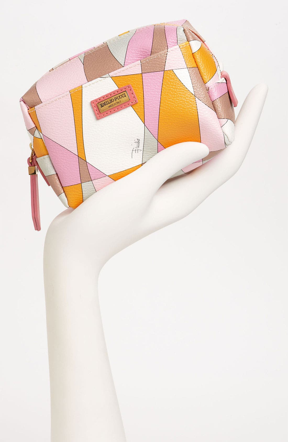 Alternate Image 2  - Emilio Pucci 'Small' Cosmetics Pouch