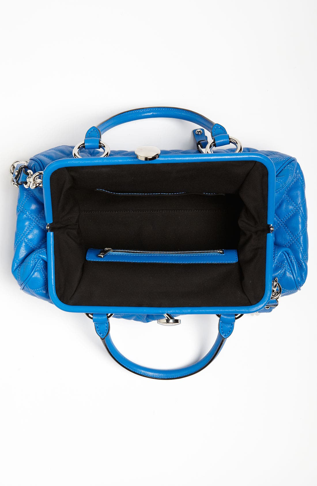 Alternate Image 2  - MARC JACOBS 'Quilting Stam' Leather Satchel
