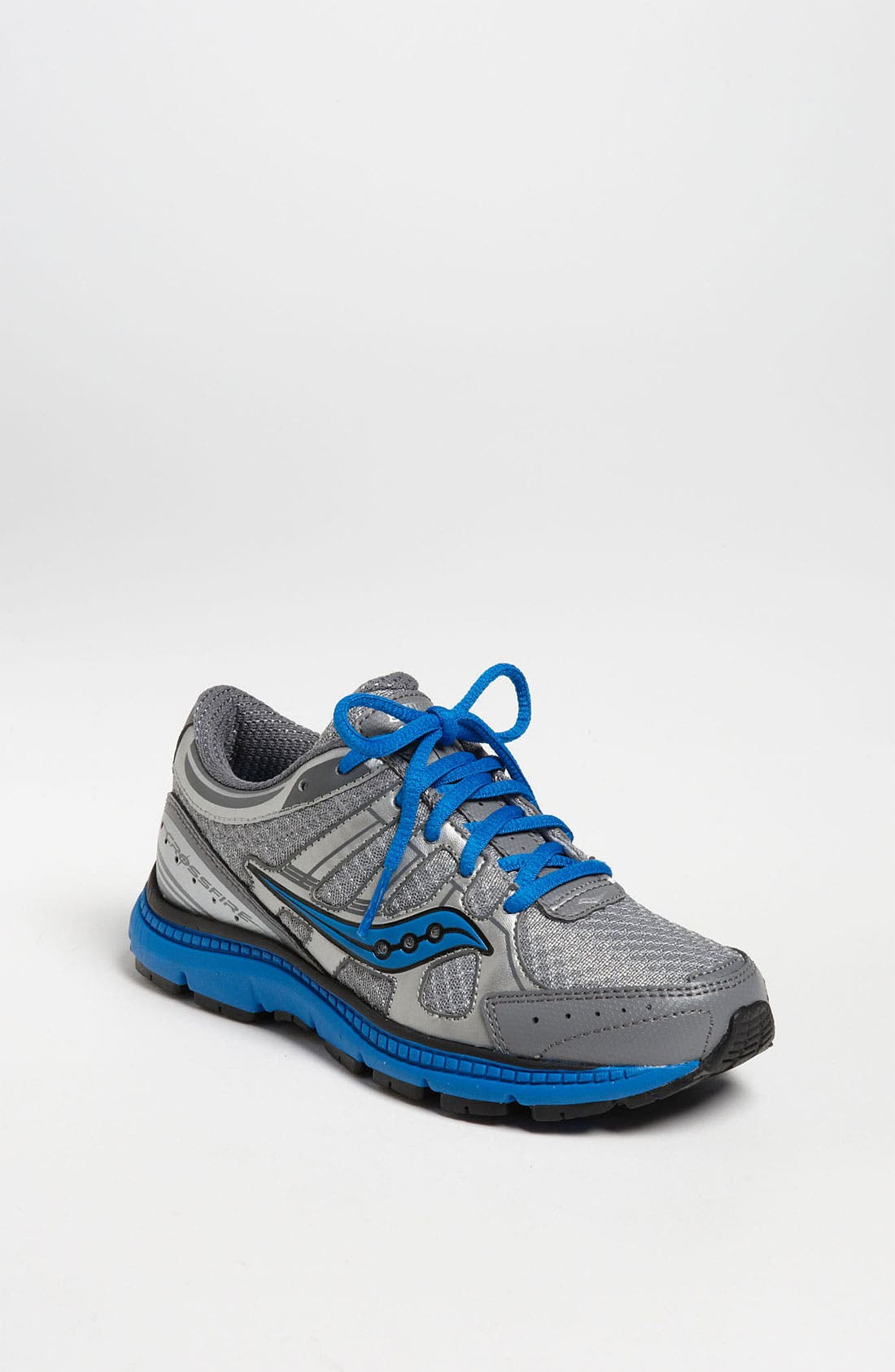 Alternate Image 1 Selected - Saucony 'Crossfire' Athletic Shoe (Toddler, Little Kid & Big Kid)