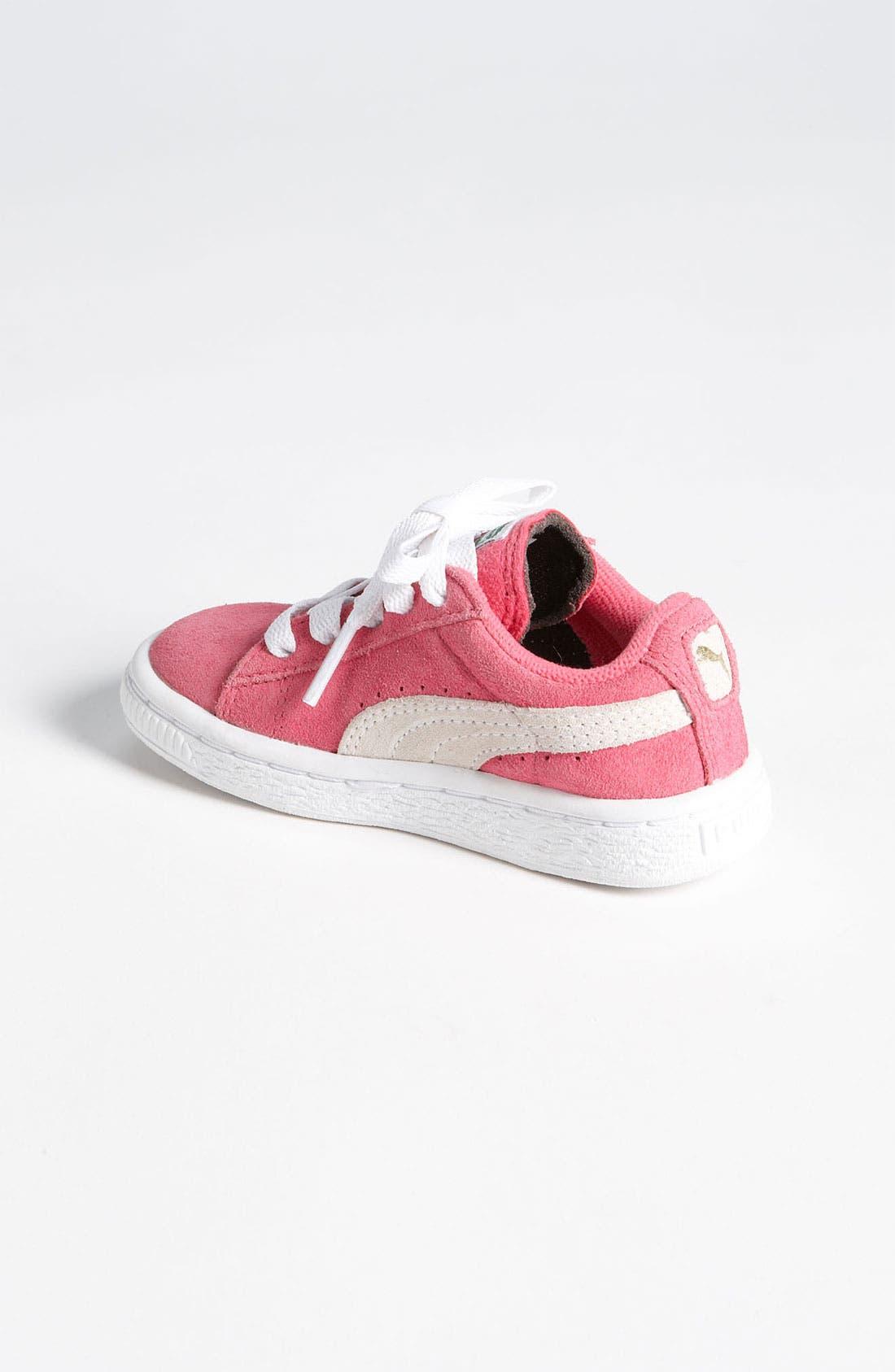 Alternate Image 2  - PUMA 'Suede Classic' Sneaker (Baby, Walker, Toddler, Little Kid & Big Kid)