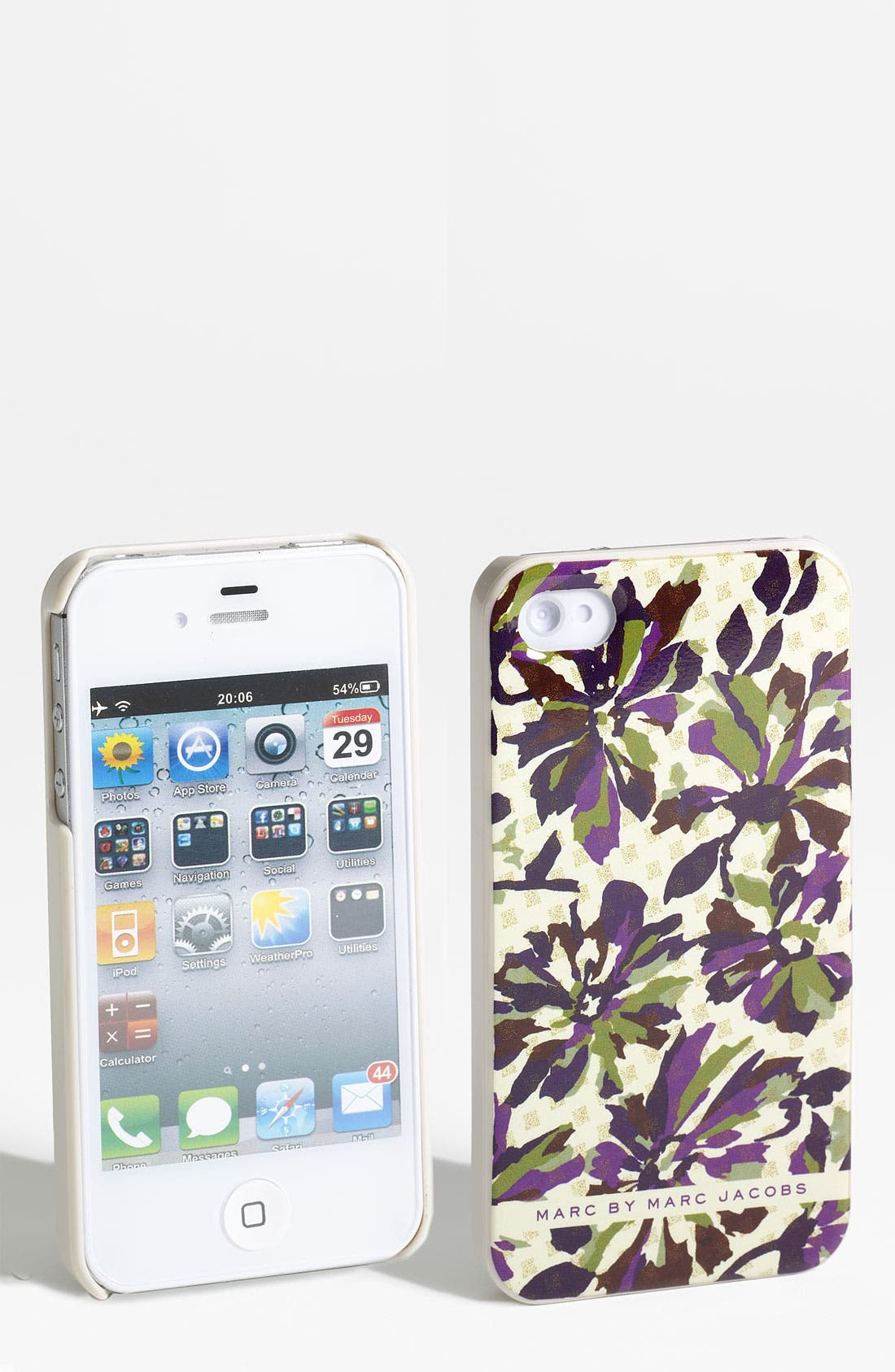 Main Image - MARC BY MARC JACOBS 'Sherwood' iPhone 4 & 4S Case