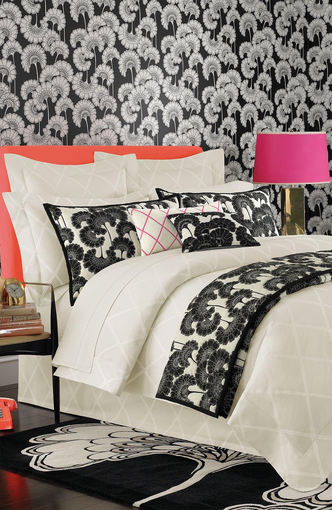 Alternate Image 6  - kate spade new york 'magnolia park' pillowcase (set of 2)