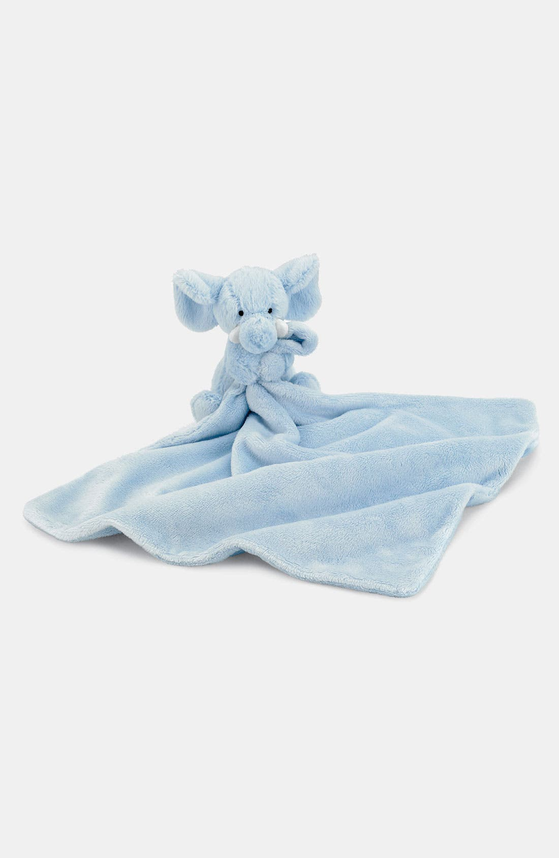 Alternate Image 1 Selected - Jellycat 'Elephant Soother' Blanket