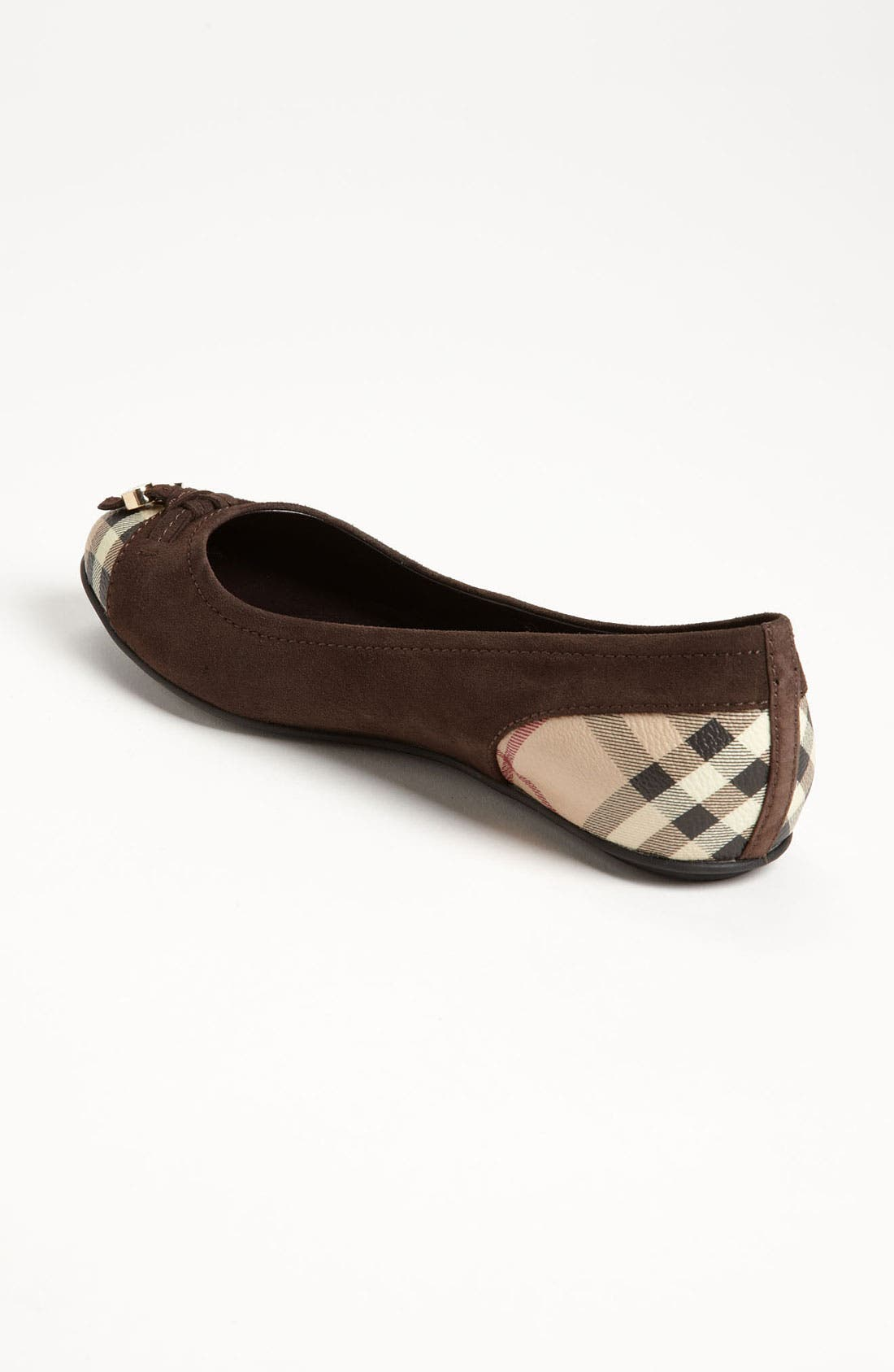 Alternate Image 2  - Burberry Flat