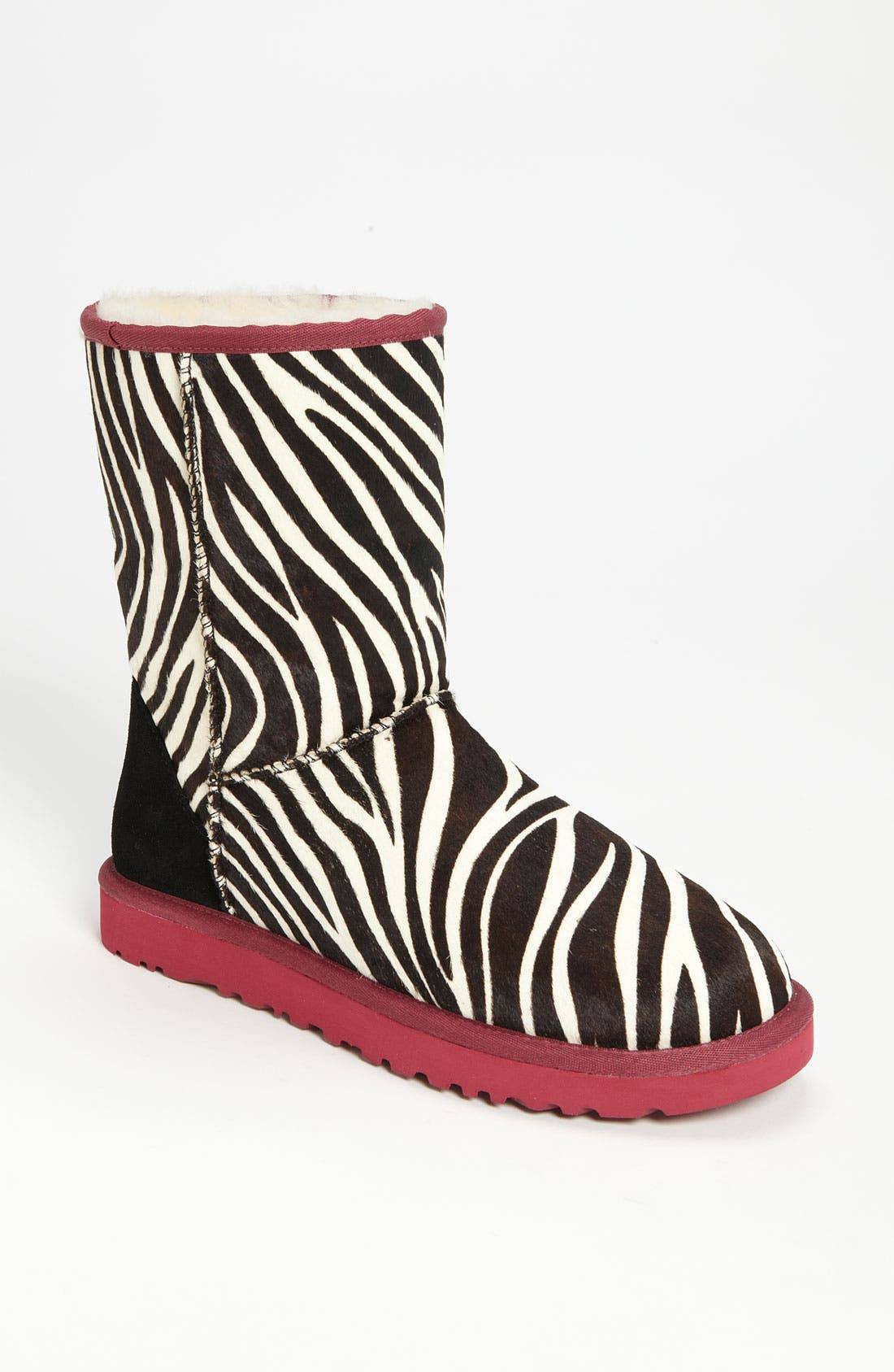 Alternate Image 1 Selected - UGG® Australia 'Classic Short' Boot (Women) (Exclusive Color)