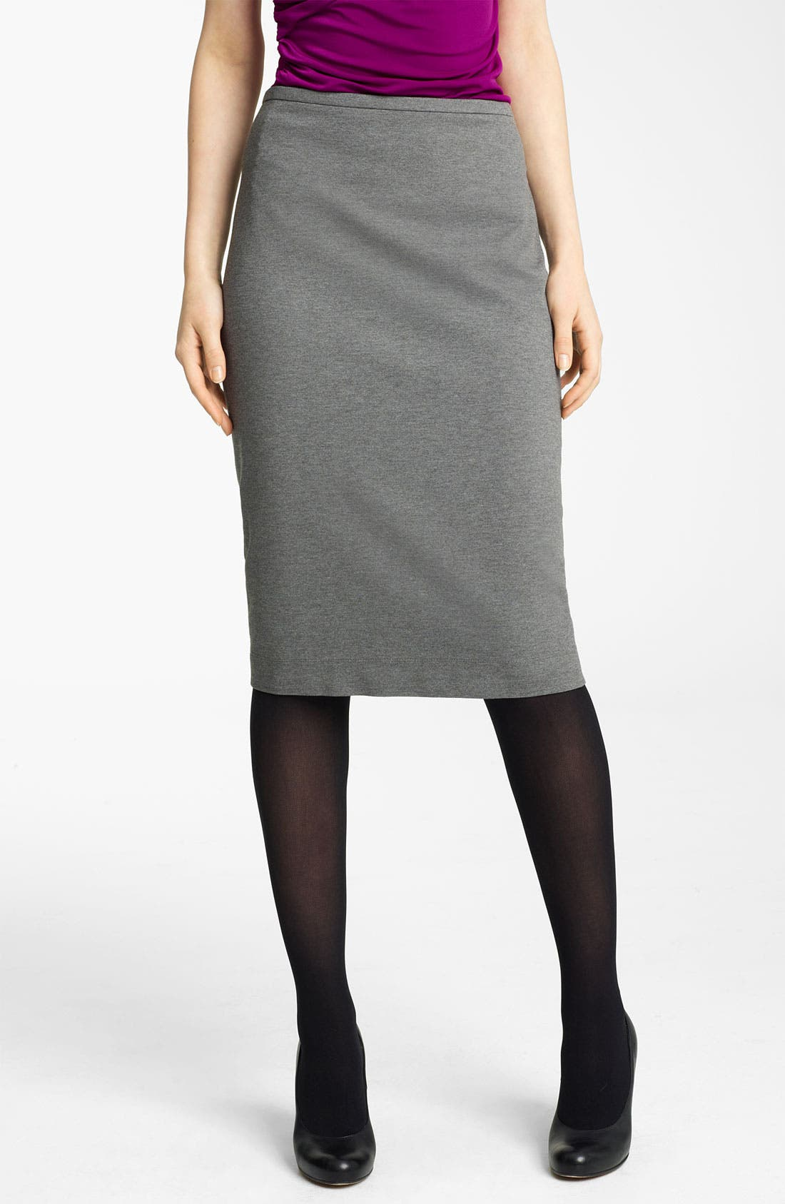 Main Image - Lida Baday Knit Skirt