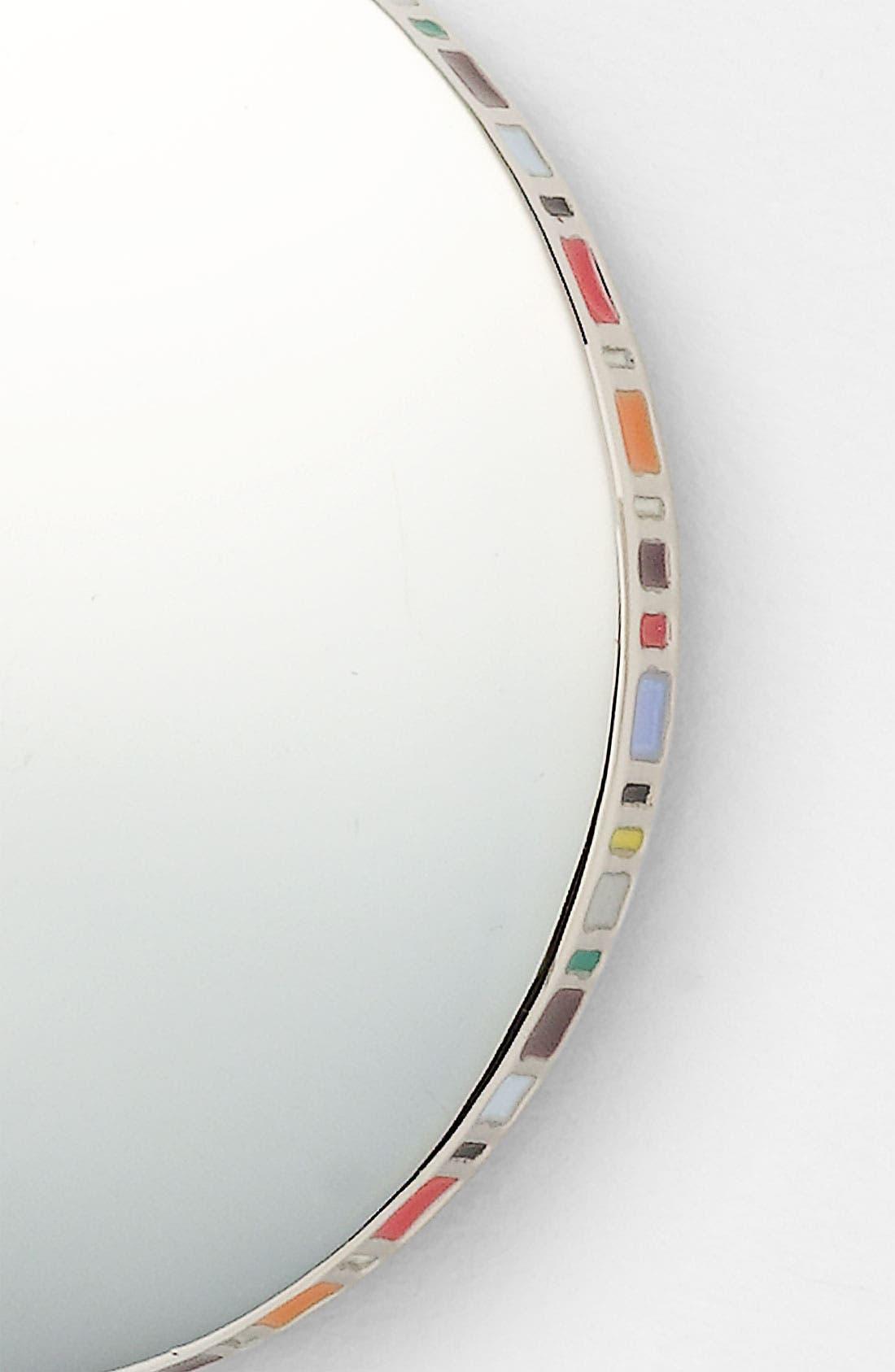 Alternate Image 2  - Paul Smith Accessories Stripe Edge Key Ring