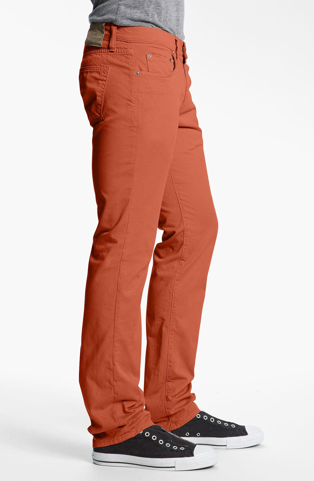 Alternate Image 3  - J Brand 'Kane' Slim Straight Leg Twill Pants