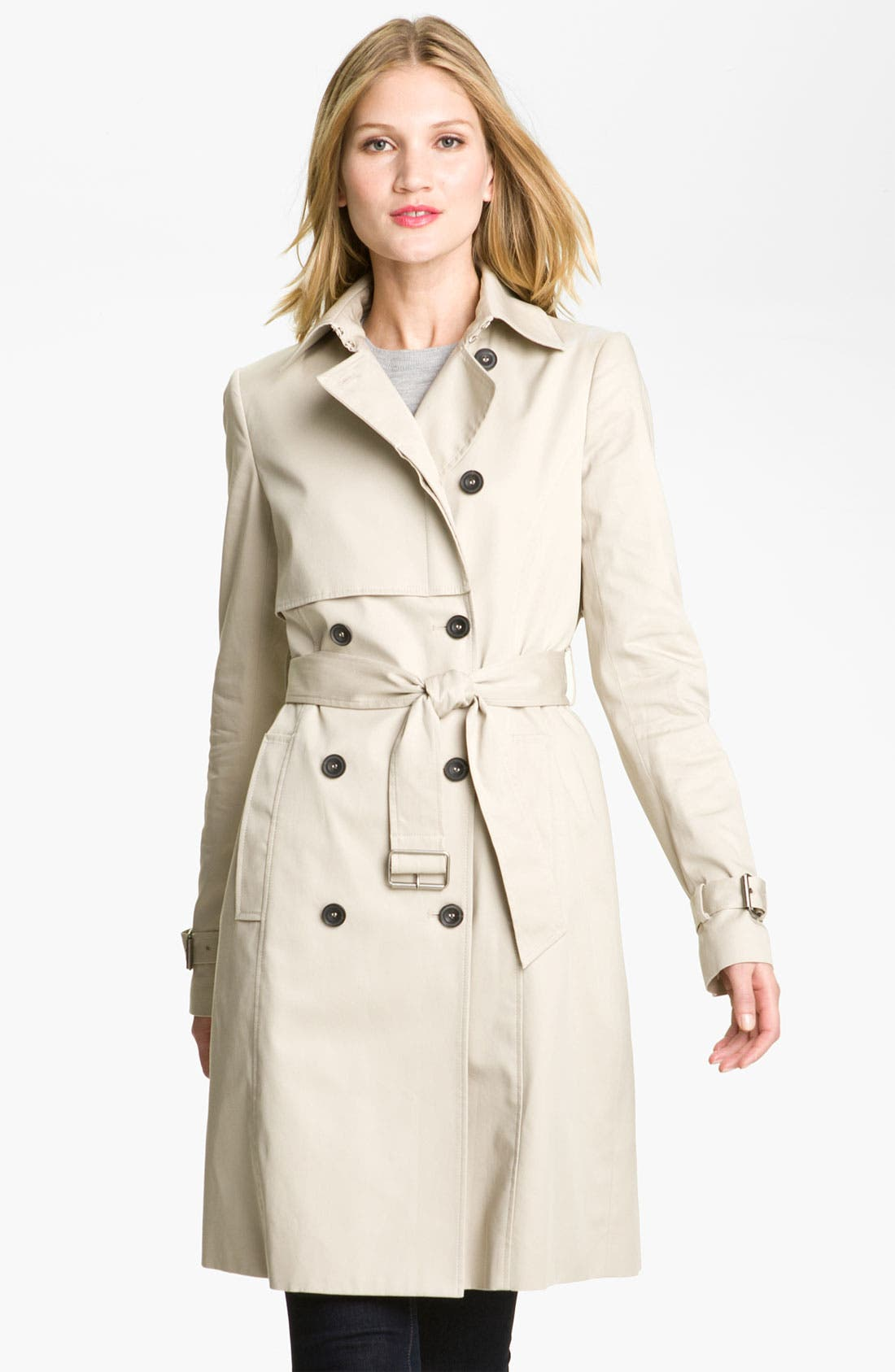 Alternate Image 1 Selected - Theory 'Giora - Primus' Trench Coat