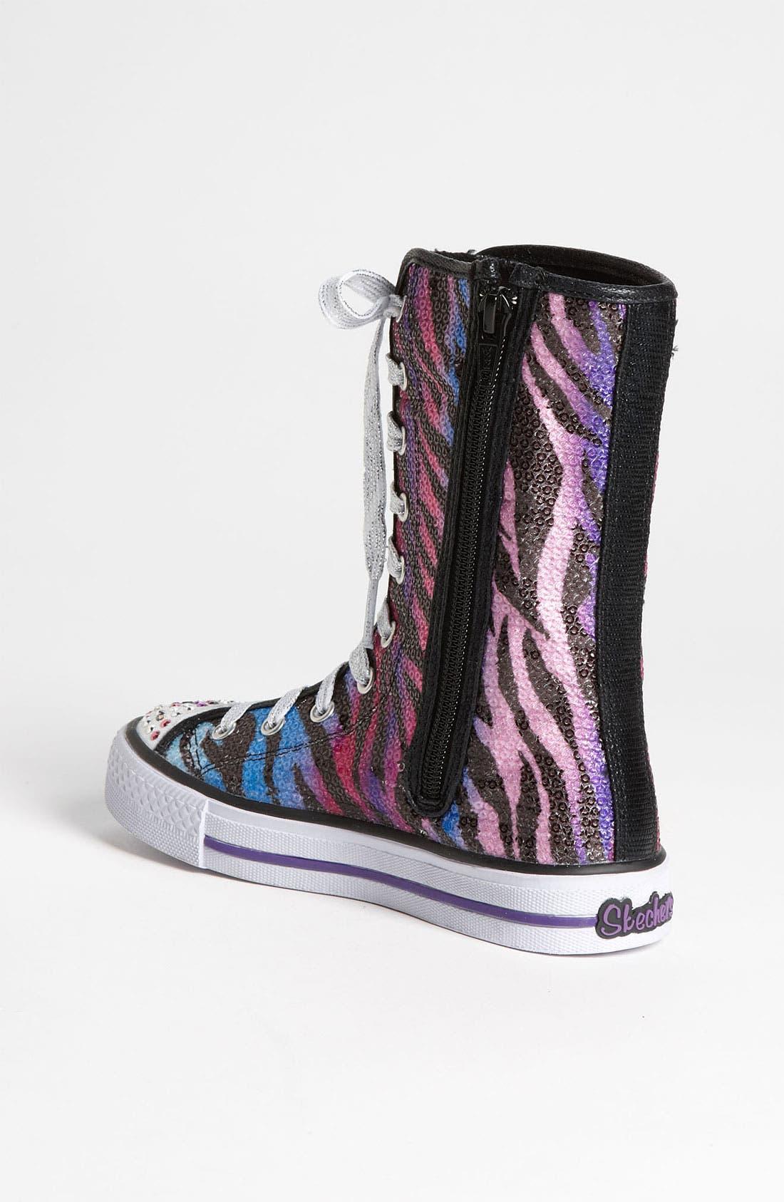 Alternate Image 2  - SKECHERS 'Shuffles - Notorious' Sneaker (Toddler & Little Kid)