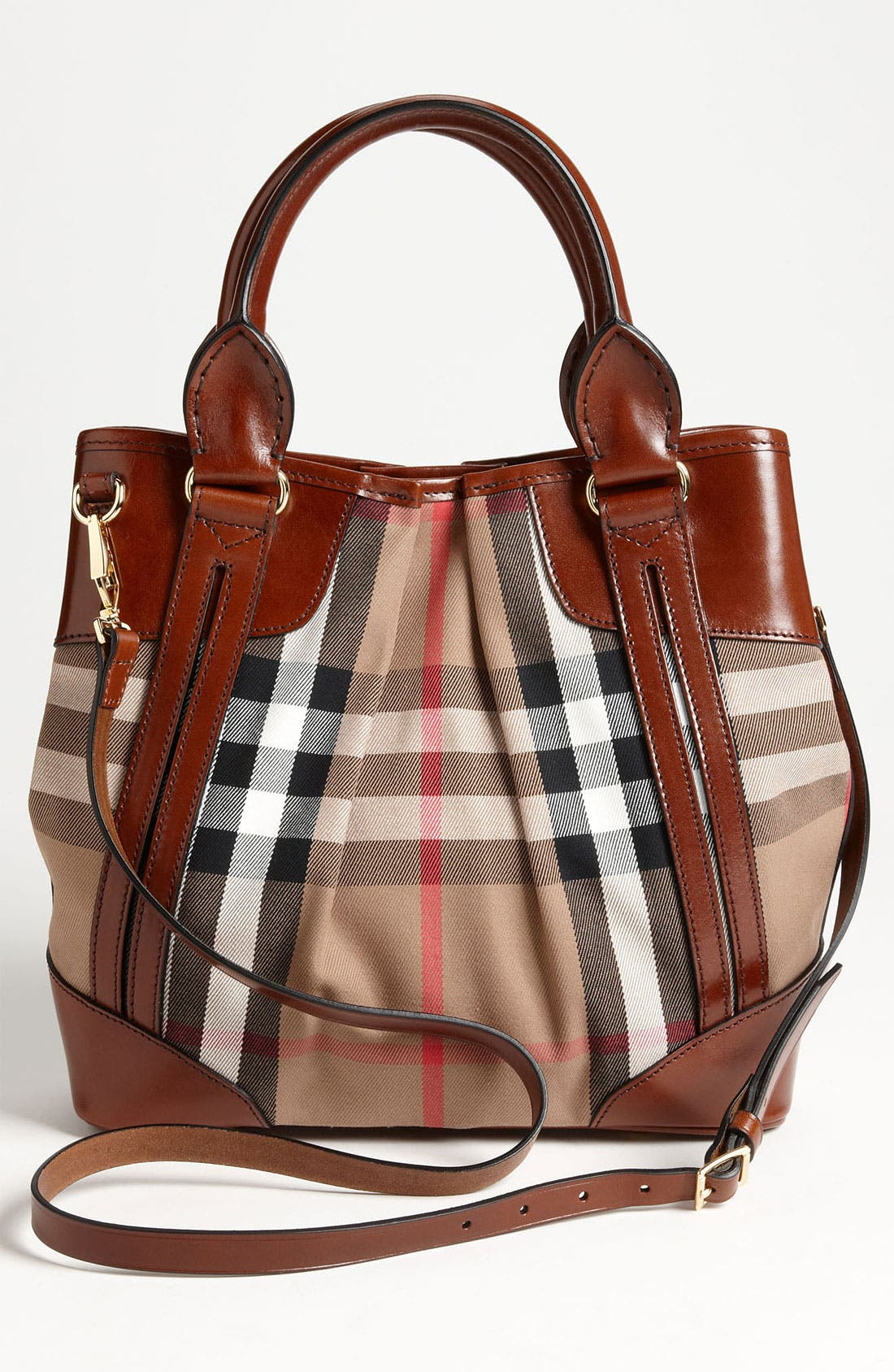 Alternate Image 4  - Burberry 'House Check' Tote