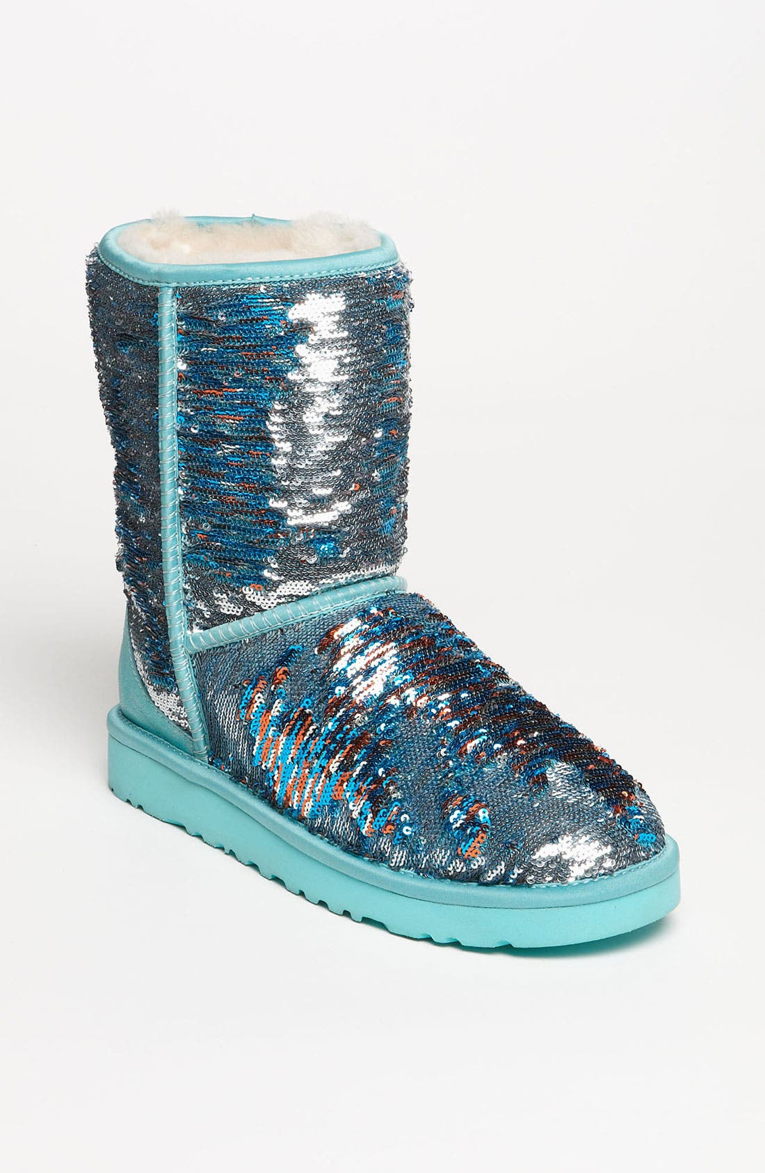 ugg174 australia classic short sparkle boot women