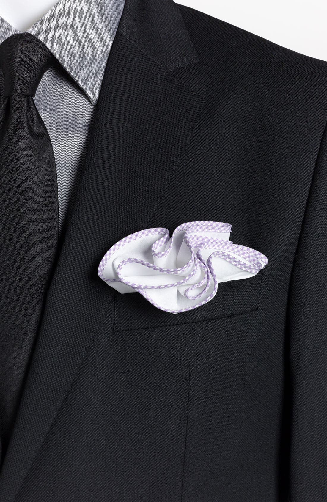 Alternate Image 3  - Edward Armah Circular Pocket Square