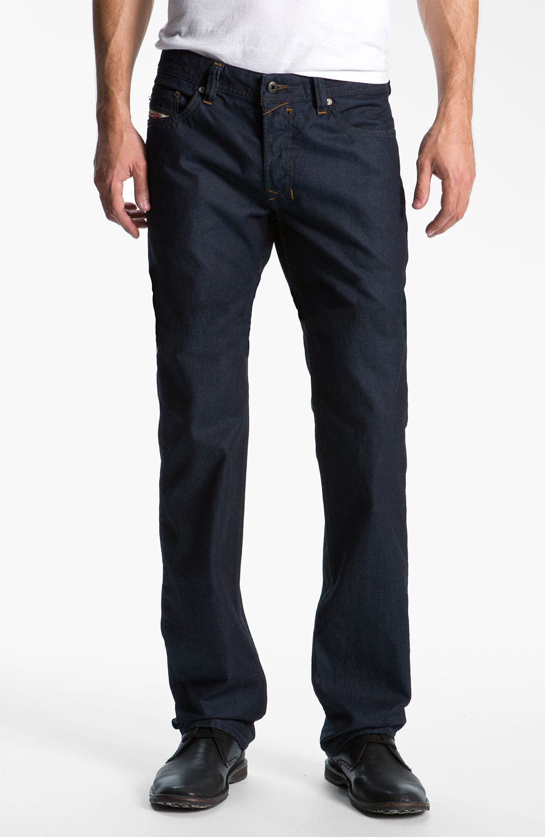 Alternate Image 2  - DIESEL® 'Safado' Slim Straight Leg Jeans (661D)