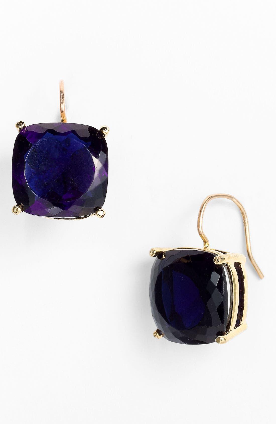 Main Image - Juicy Couture Crystal Drop Earrings