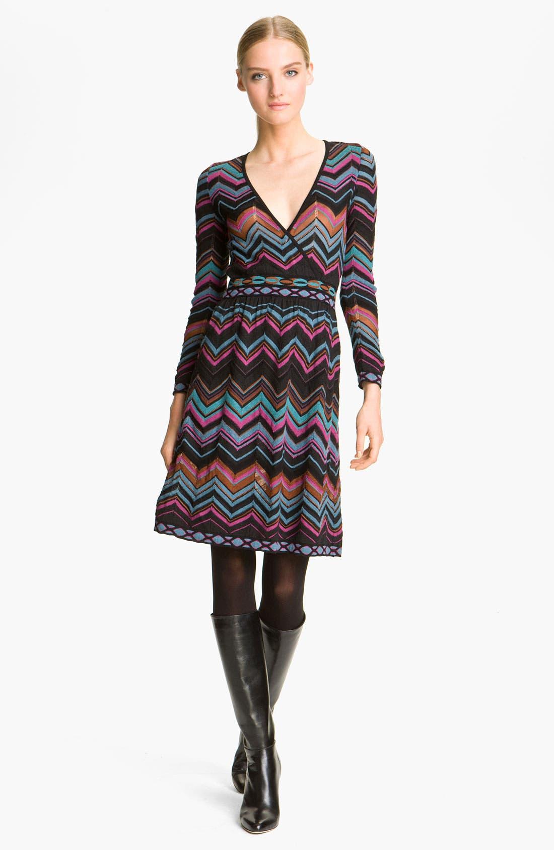 Alternate Image 1 Selected - M Missoni Zigzag Dress