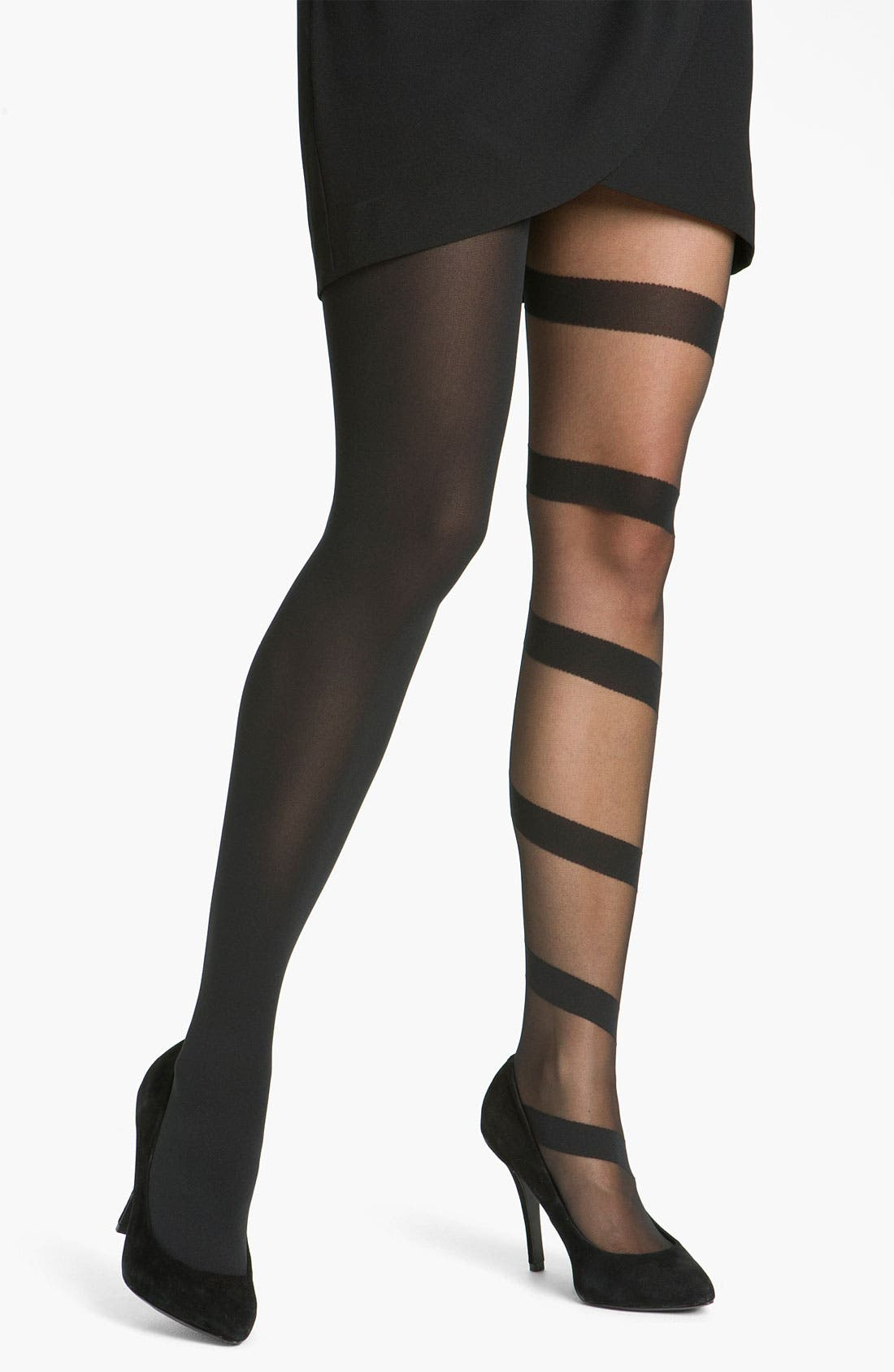 Main Image - Wolford 'Charolette' Tights