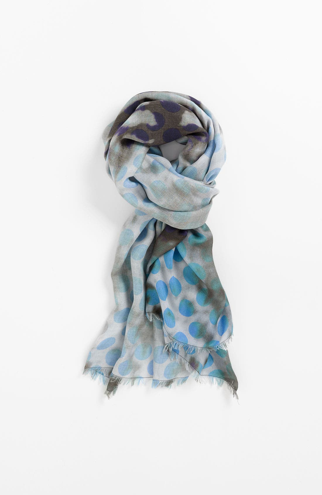 Alternate Image 1 Selected - Paul Smith Accessories Polka Dot Scarf